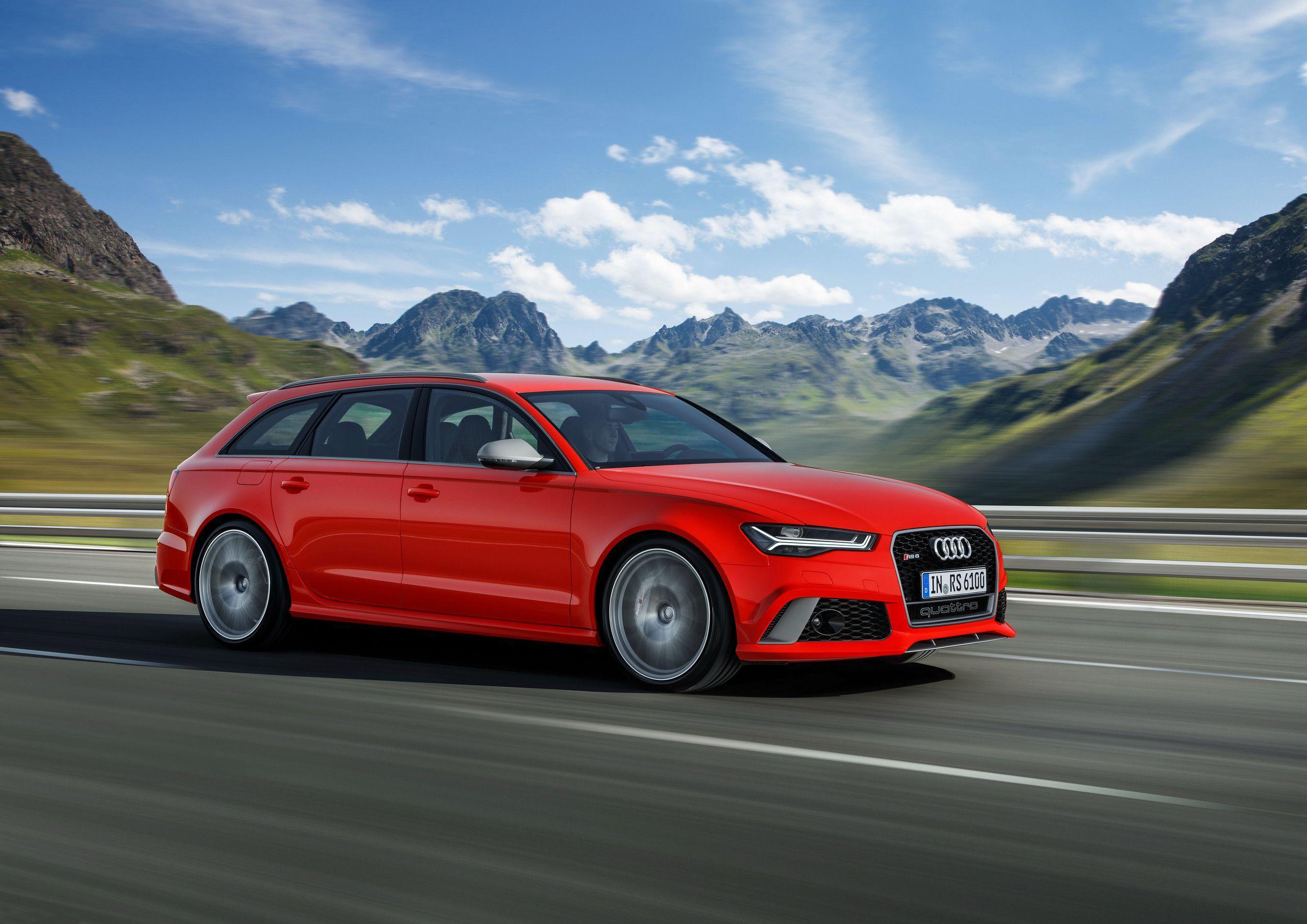 37 Audi RS6 Fonds d'écran HD | Arrière-plans - Wallpaper Abyss