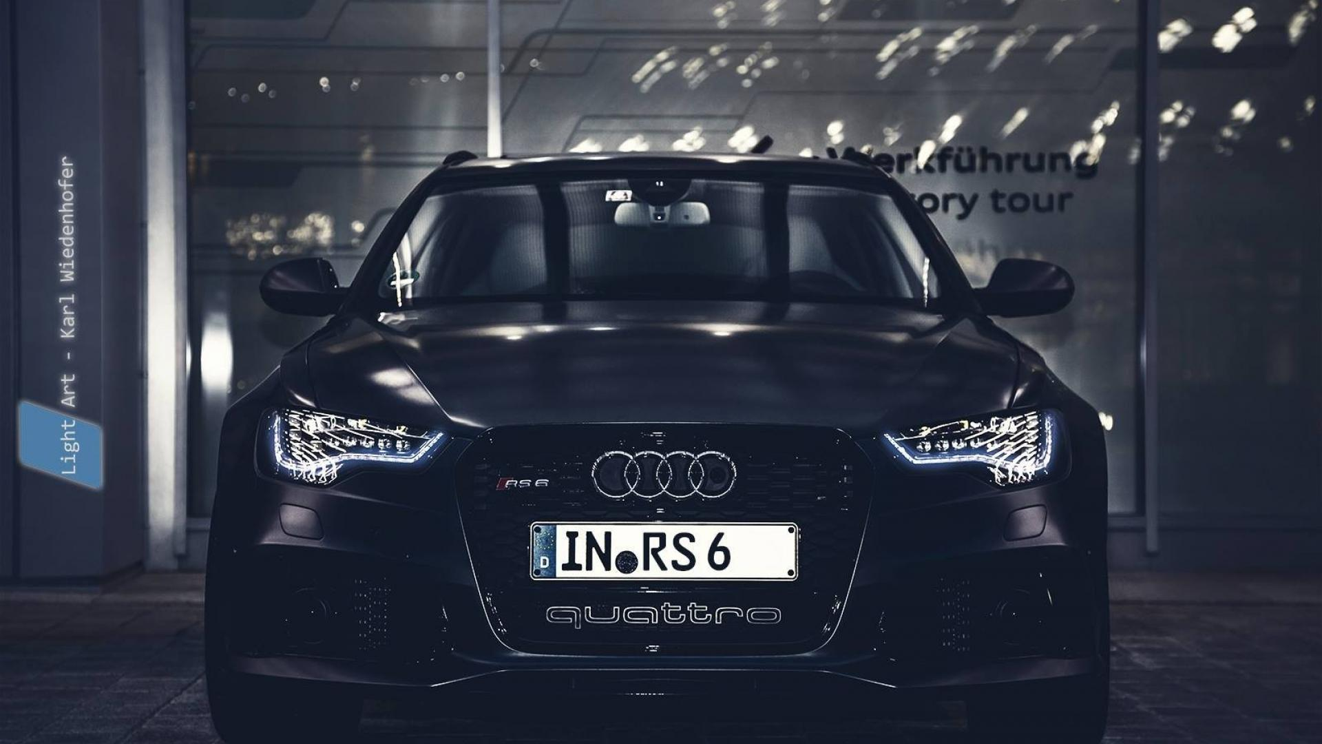 Audi RS 6 Wallpapers, 45 High Quality Audi RS 6 Wallpapers | Full ...