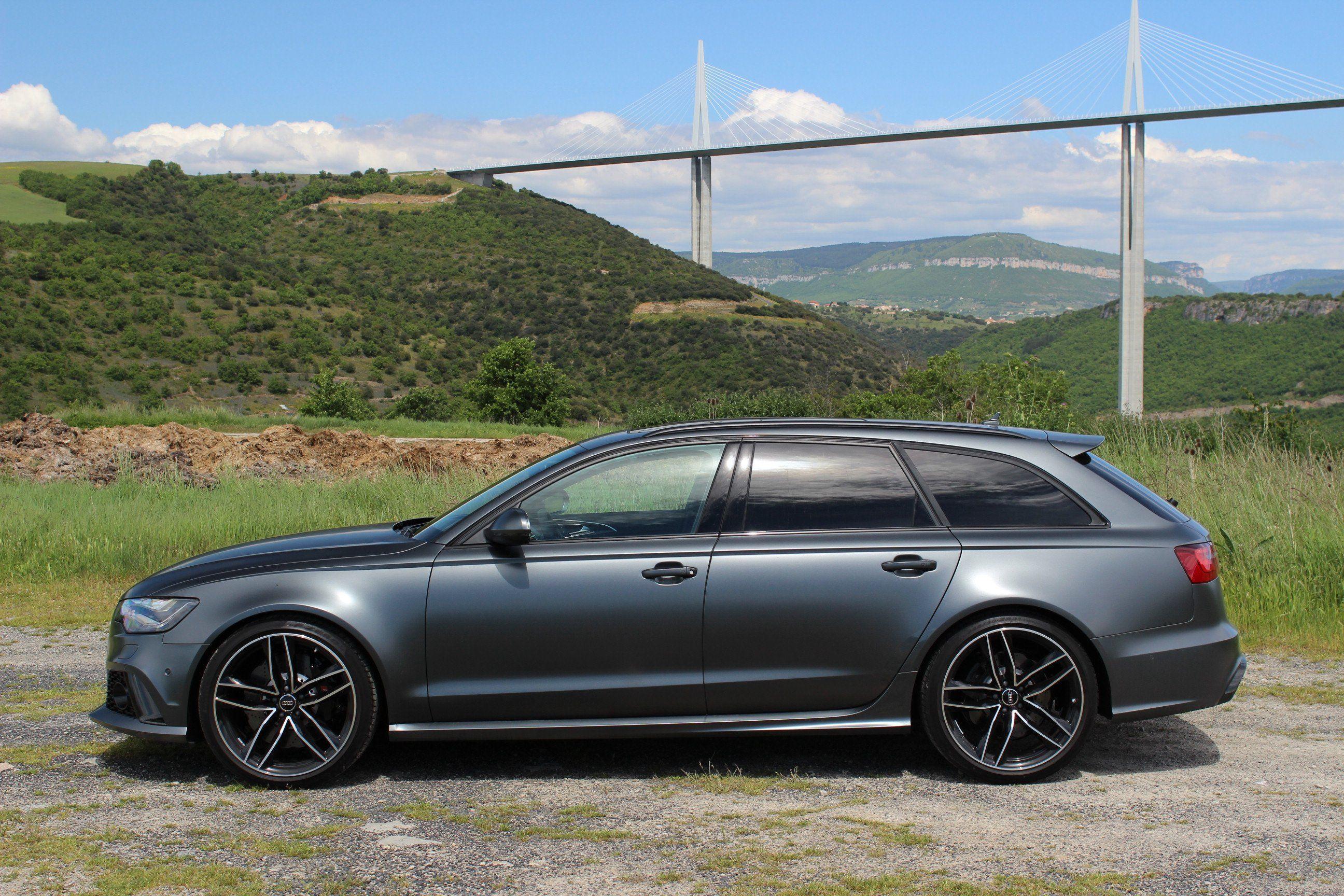 2014 Audi Rs6 Black Audi Rs6 Avant 2013 Wallpaper Background ...