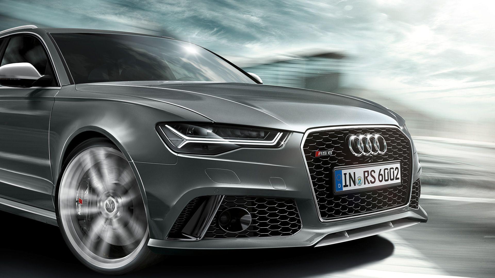 Audi RS 6 Avant HD Wallpaper | 1920x1080 | ID:49684