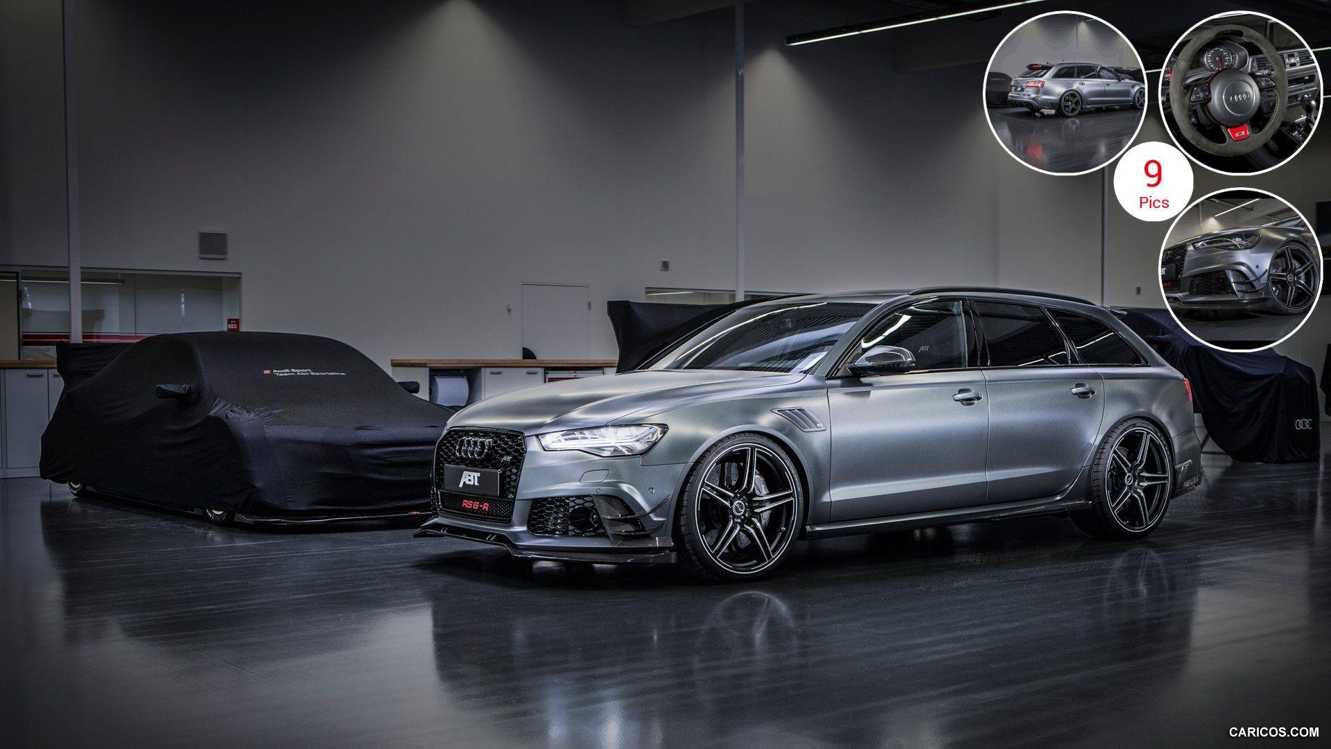 2015 ABT RS6-R based on Audi RS6 - Front | HD Wallpaper #1