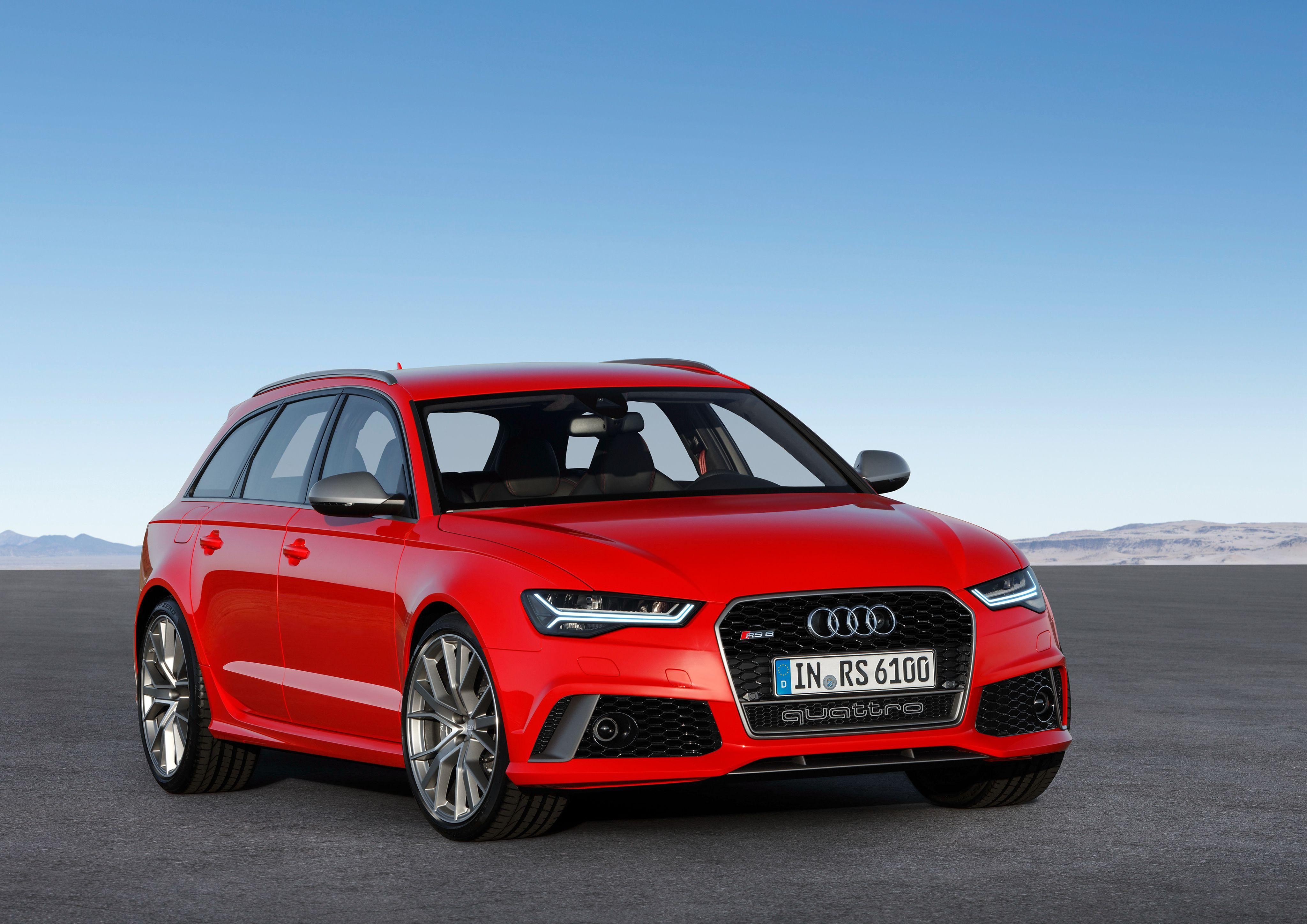 37 Audi RS6 HD Wallpapers | Backgrounds - Wallpaper Abyss