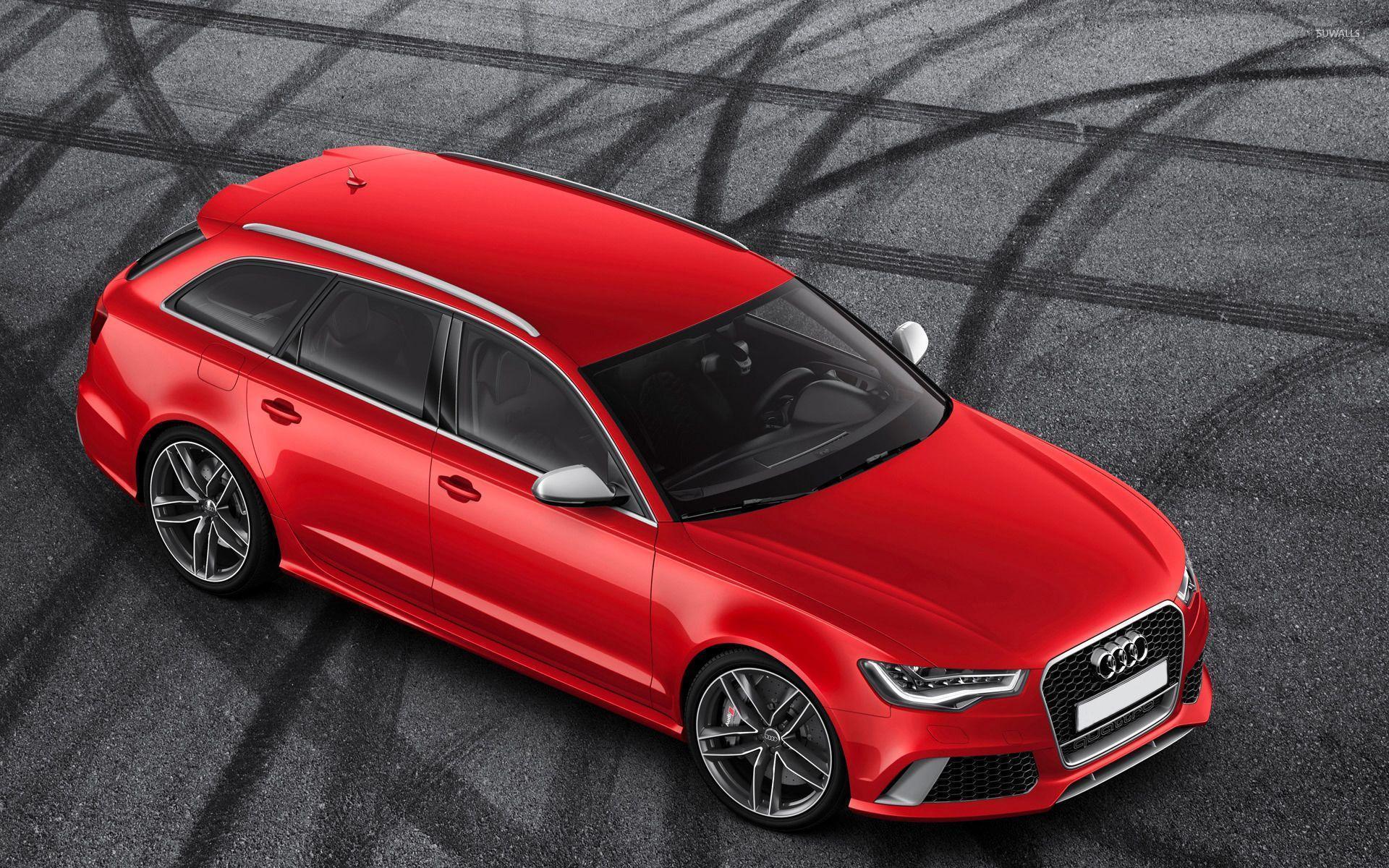 2013 Audi RS6 Avant wallpaper - Car wallpapers - #16512