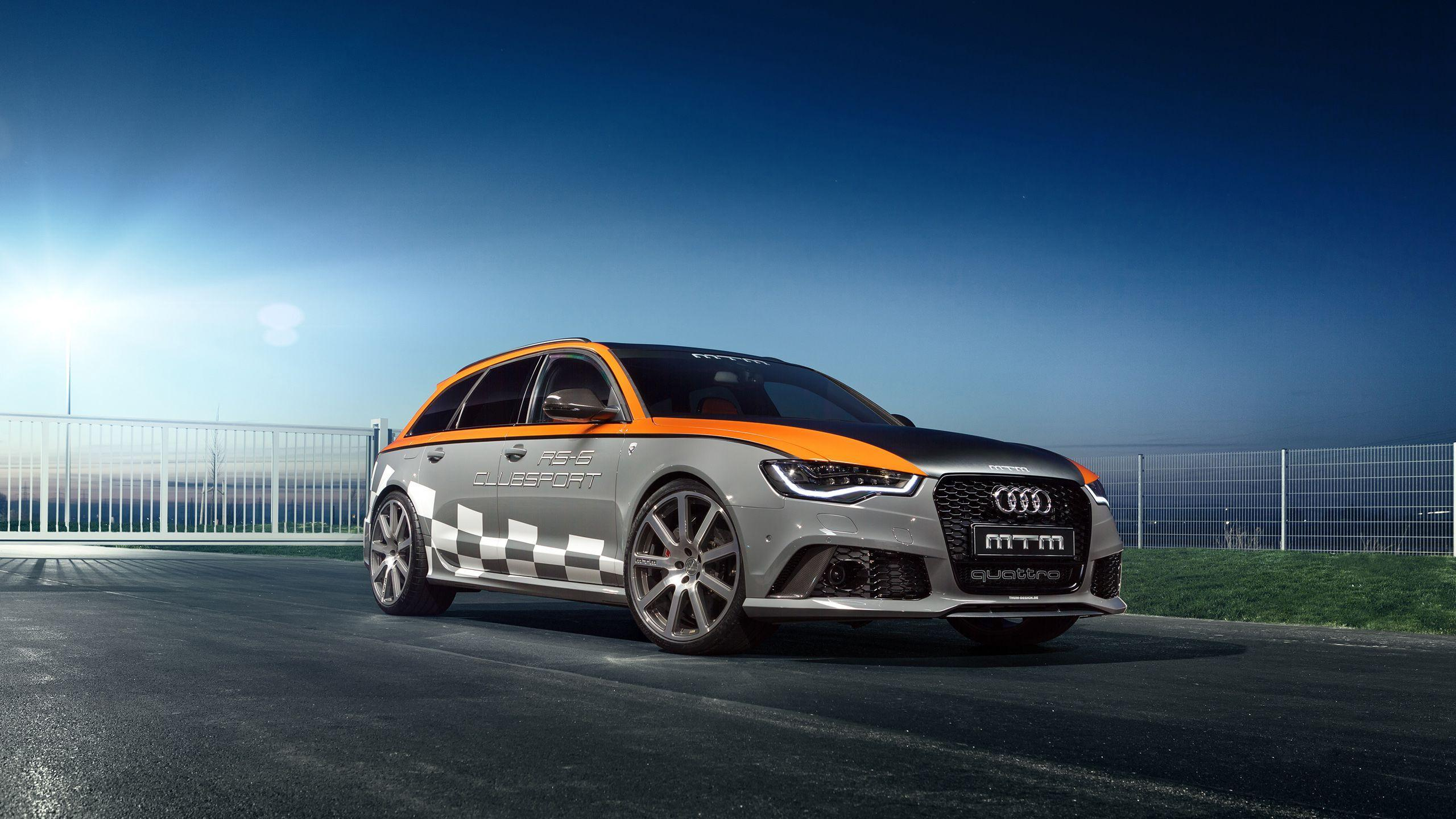 2015 MTM Audi RS6 Avant Wallpaper | HD Car Wallpapers