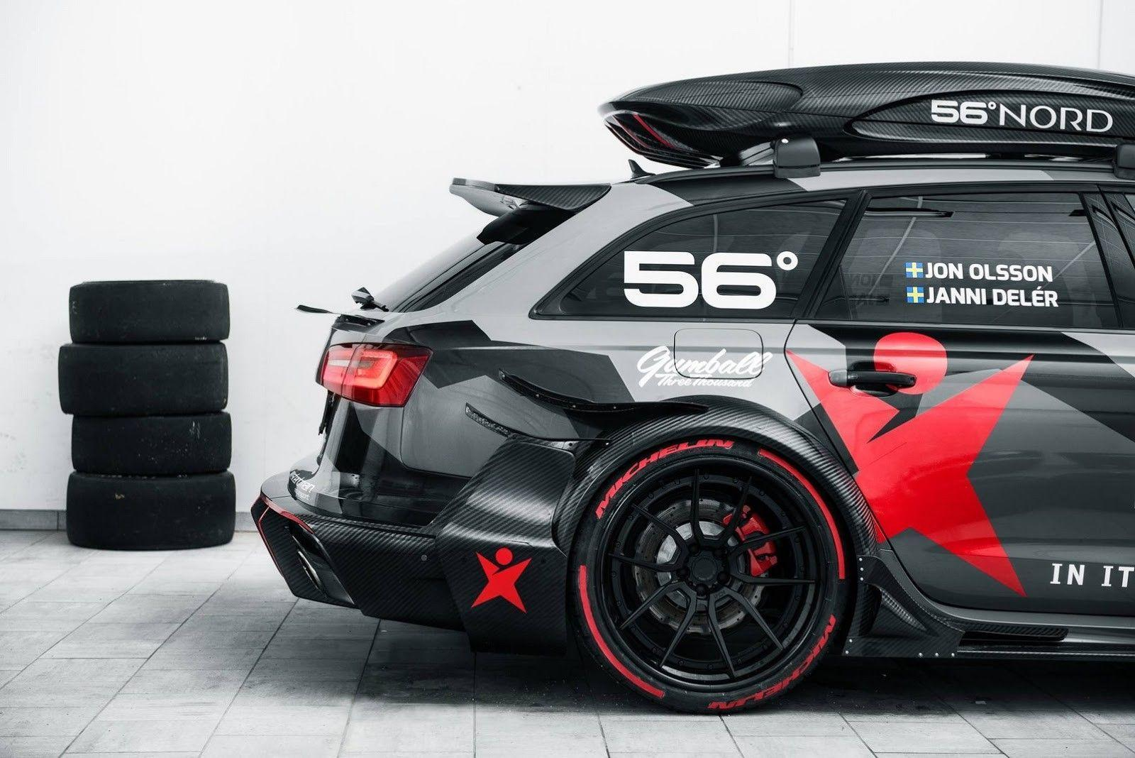 RS6, Audi RS6, Gumball, Gumball 3000 Wallpapers HD / Desktop and ...