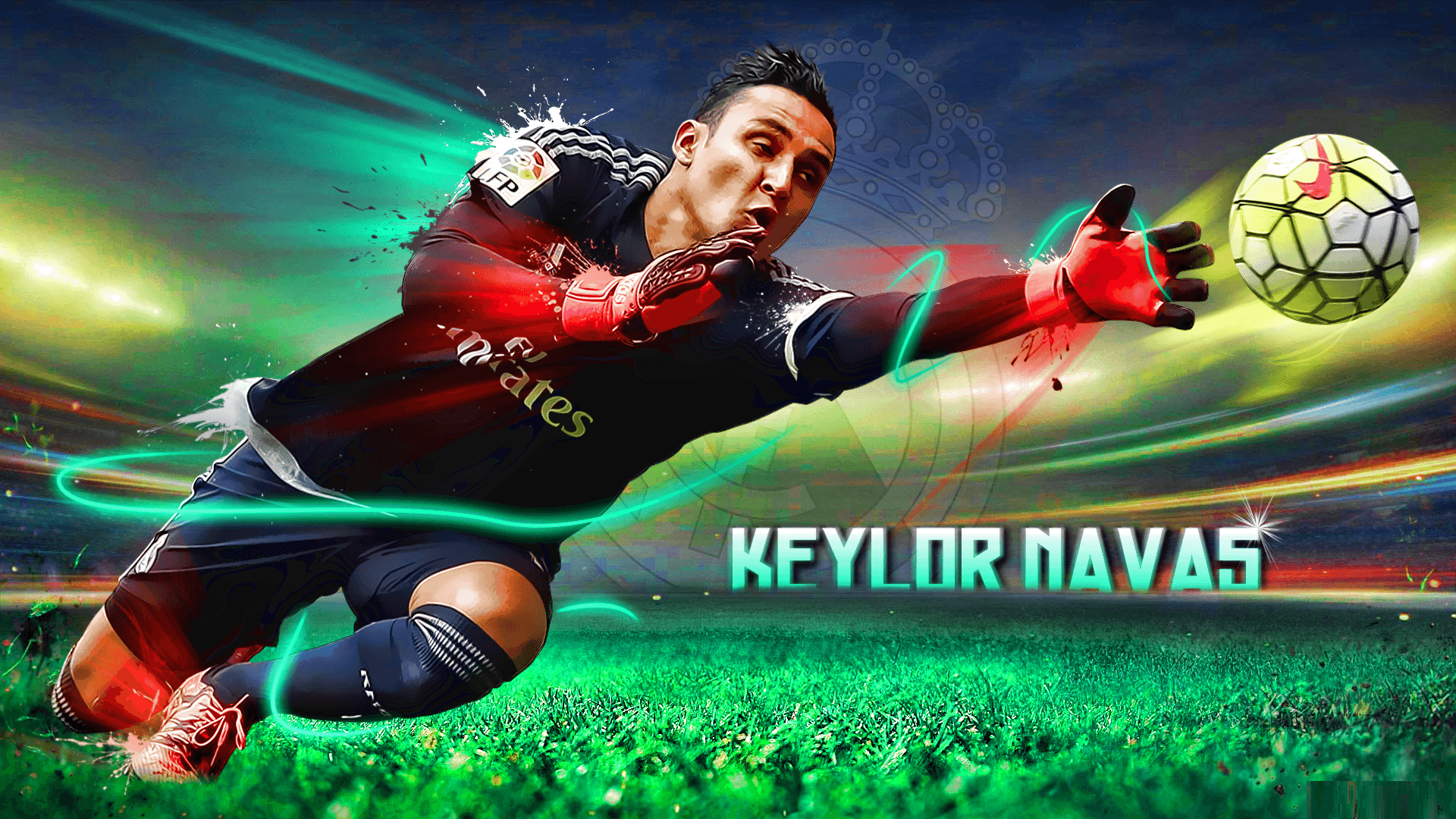 Keylor Navas HD Pictures - New HD Images