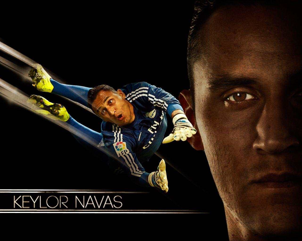 Keylor Navas #Wallpaper | Real Madrid | Pinterest | Wallpapers