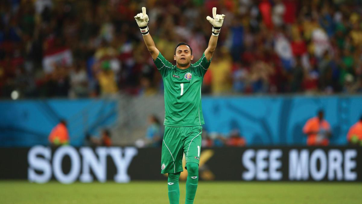 The Rise of Keylor Navas | Just Football Co.