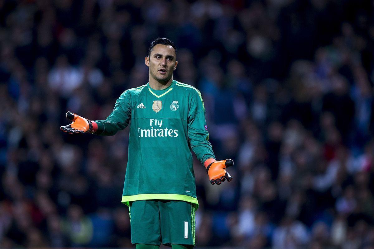 Real Madrid goalkeeper Keylor Navas talks 'MSN' trio: