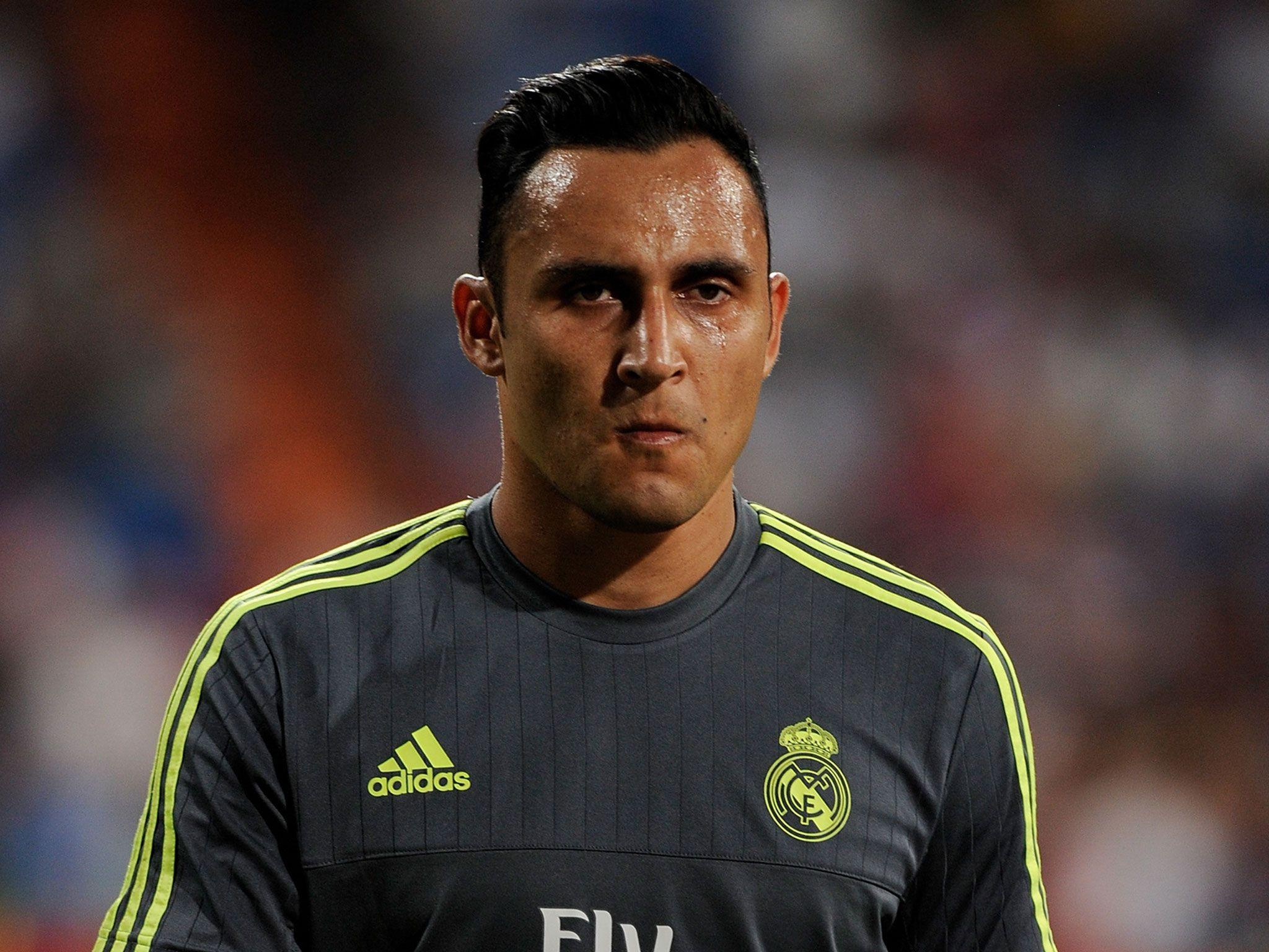 Keylor Navas reveals he cried when Manchester United transfer ...