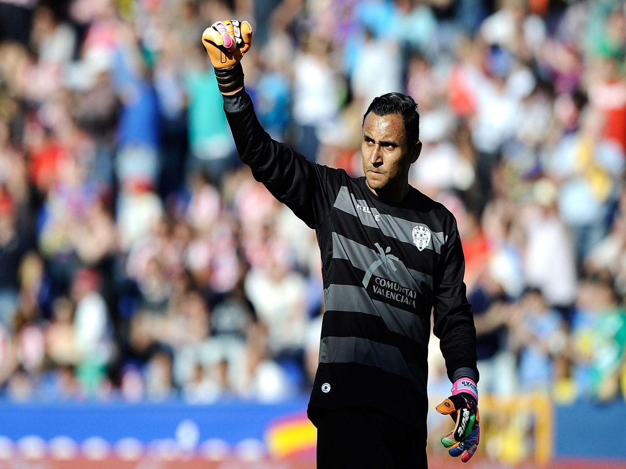 Keylor Navas transfer latest: Levante tell Atletico Madrid to ...