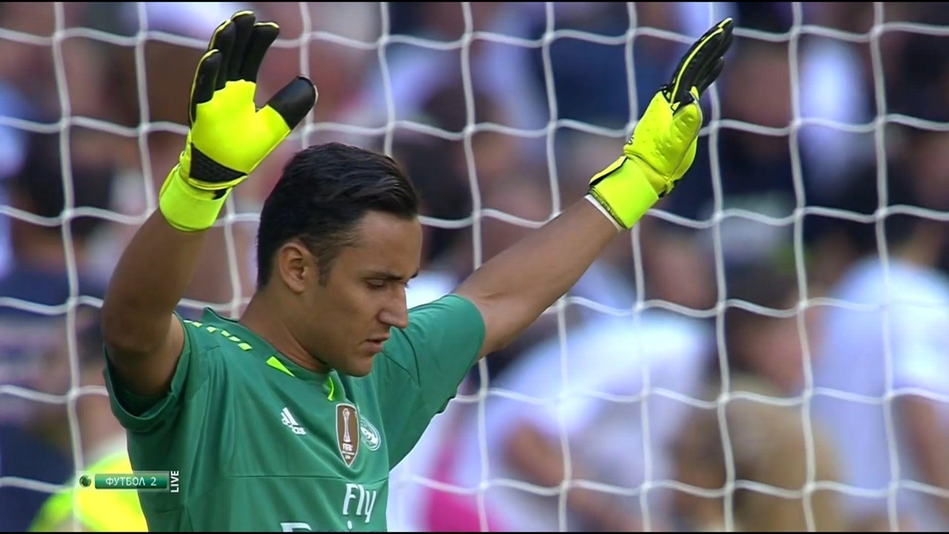 Keylor Navas Vs Granada (Home) 2015-16 HD 720p - YouTube