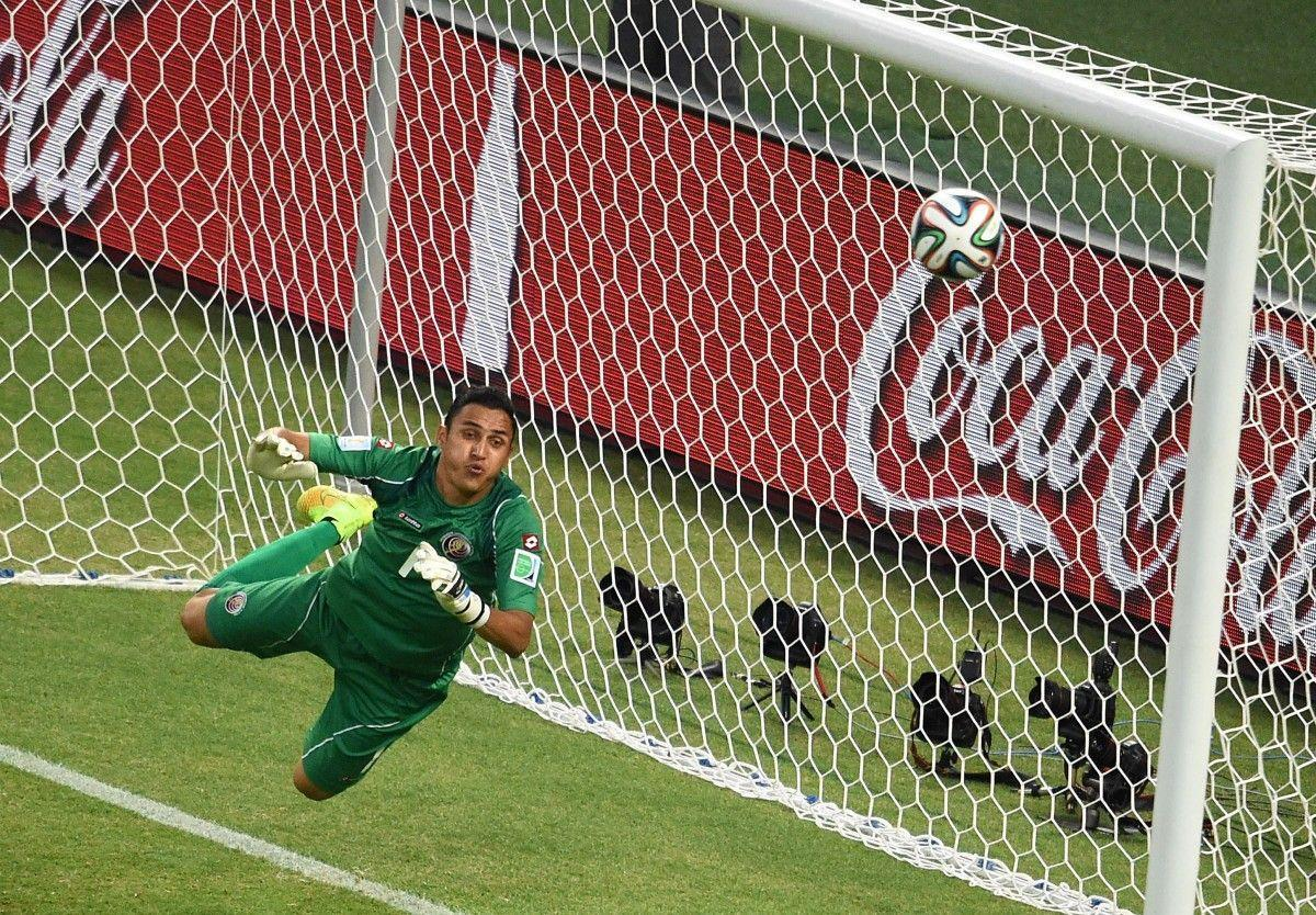 Keylor Navas: Costa Rica's Guardian Angel - Athslife