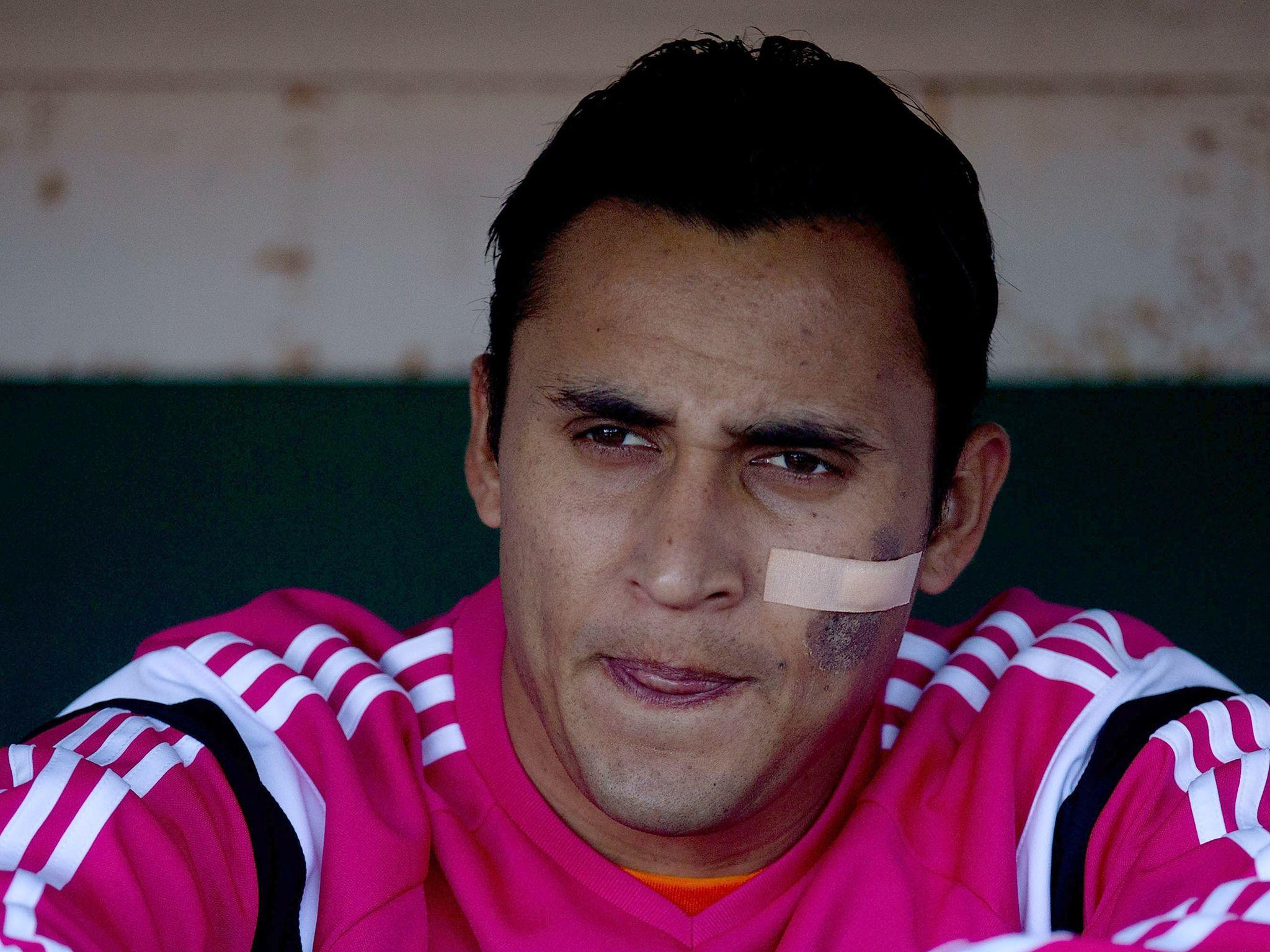 Arsenal and Liverpool 'transfer target' Keylor Navas will not ...