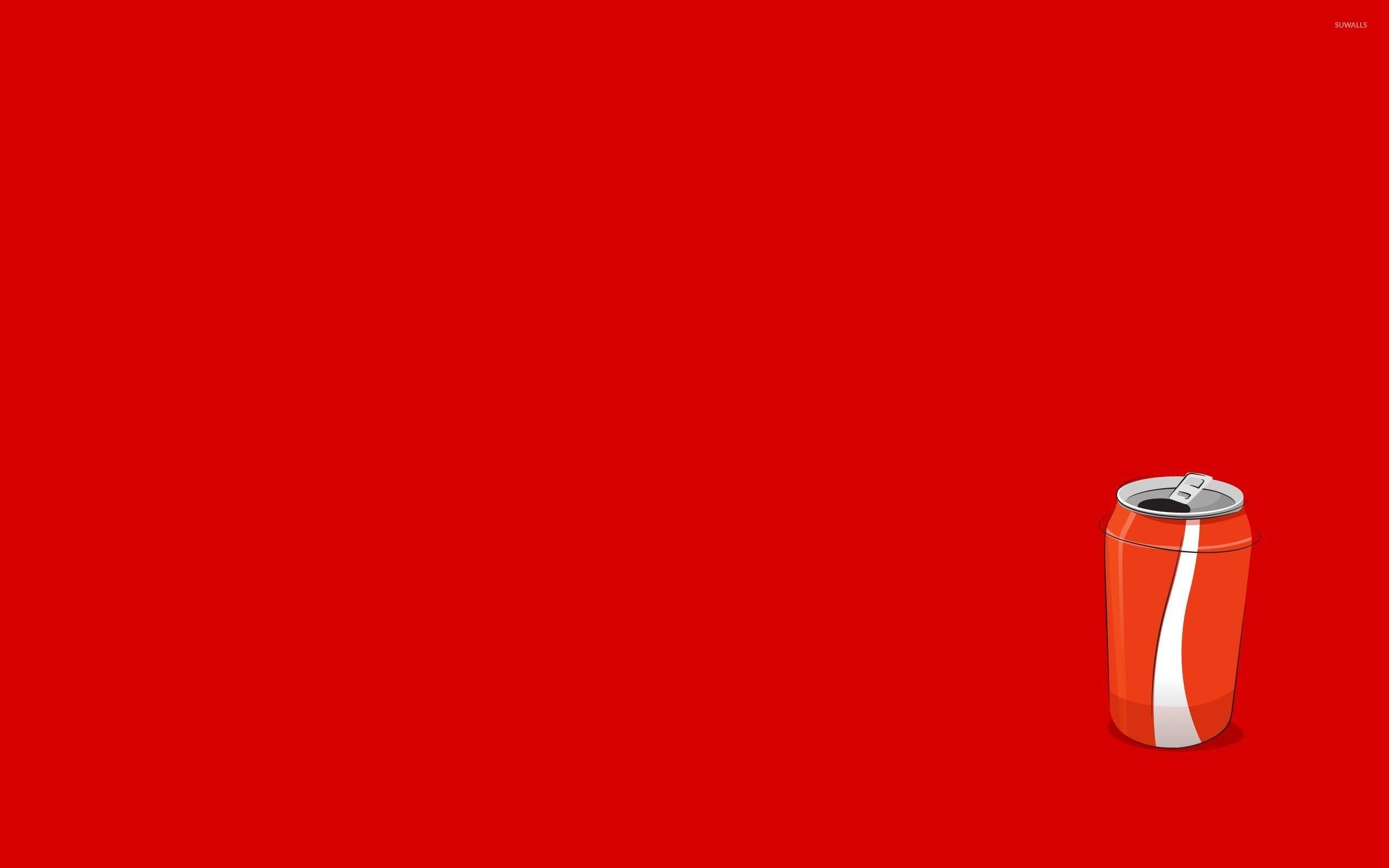 Soda can wallpaper - Minimalistic wallpapers - #44757