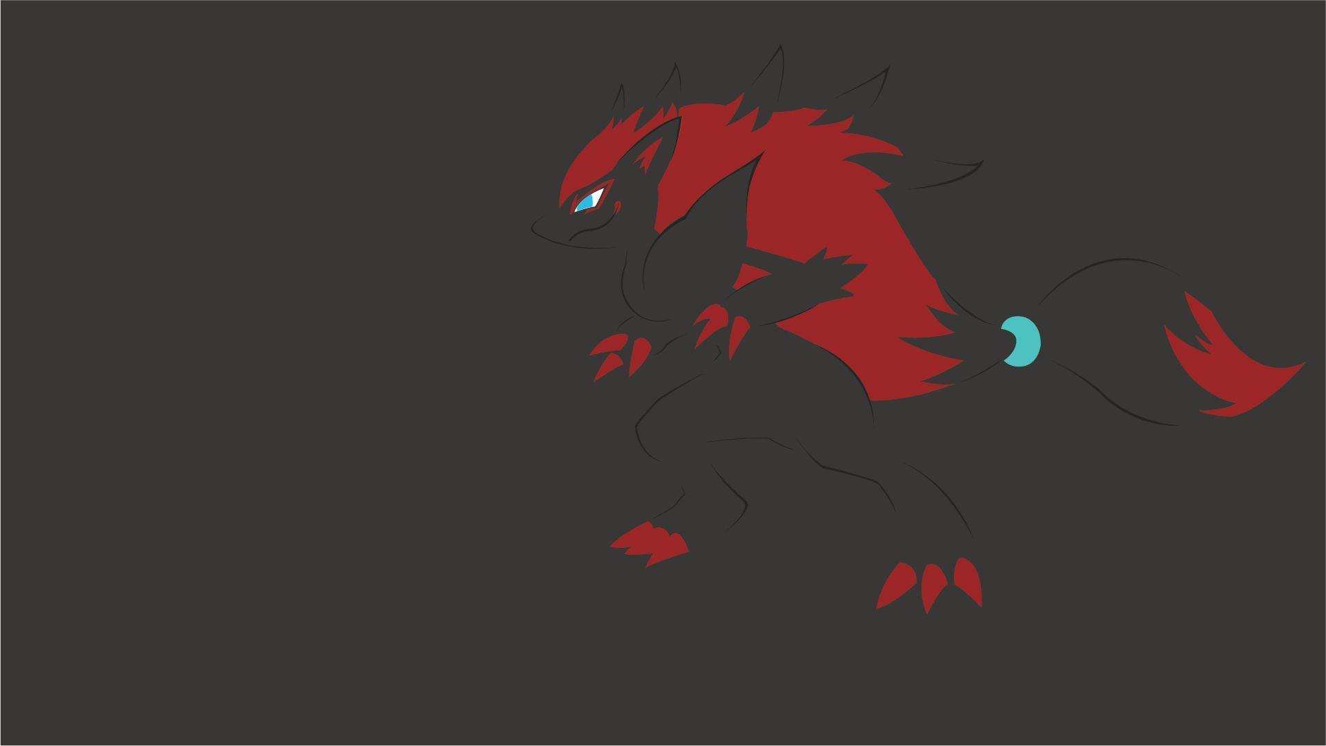 Zoroark Wallpaper - CHGLand.info