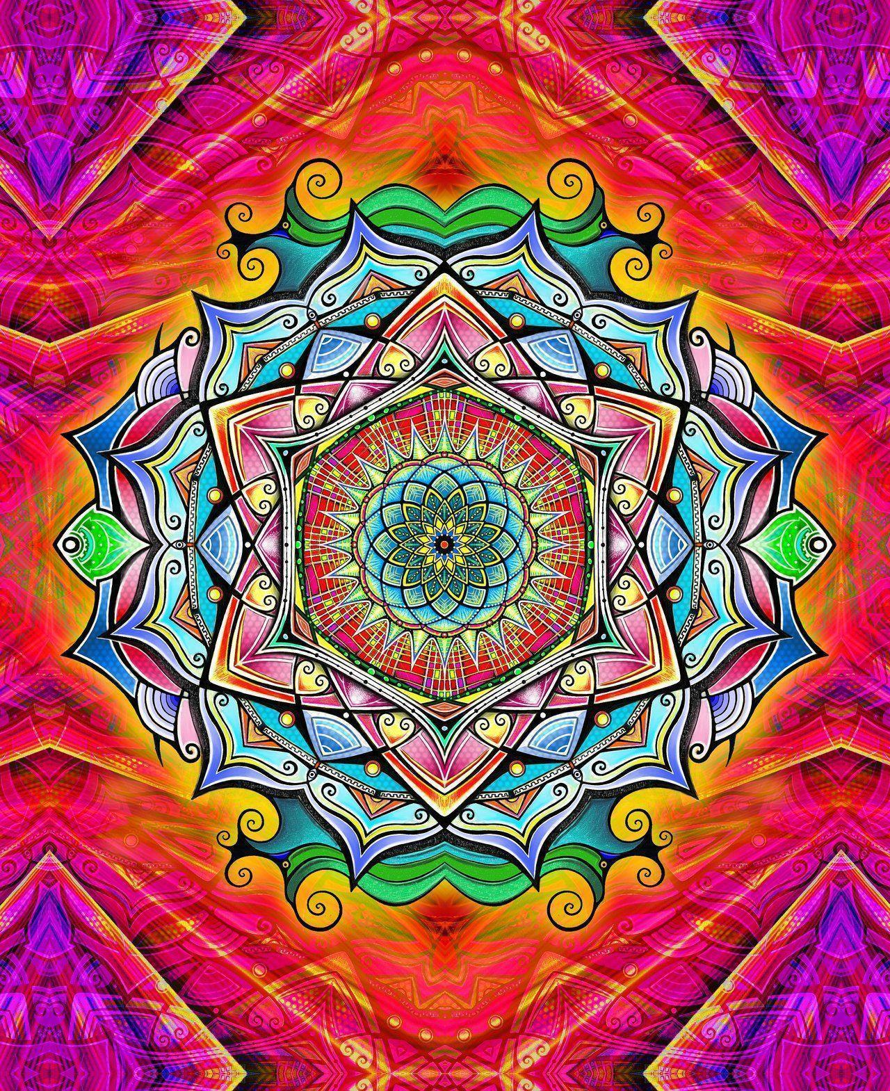 Mandala Wallpaper HD - WallpaperSafari