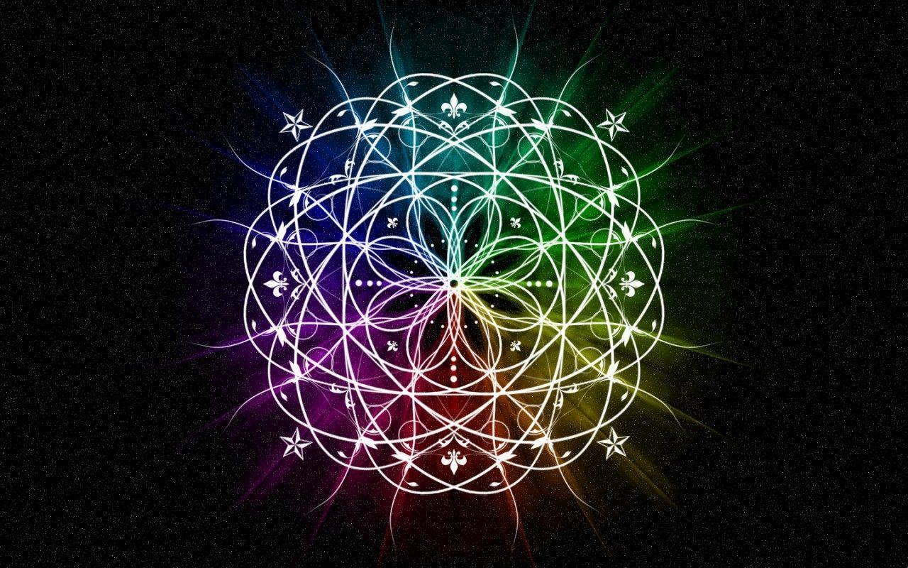 Calico Mandala Starry Night wallpapers | Calico Mandala Starry ...
