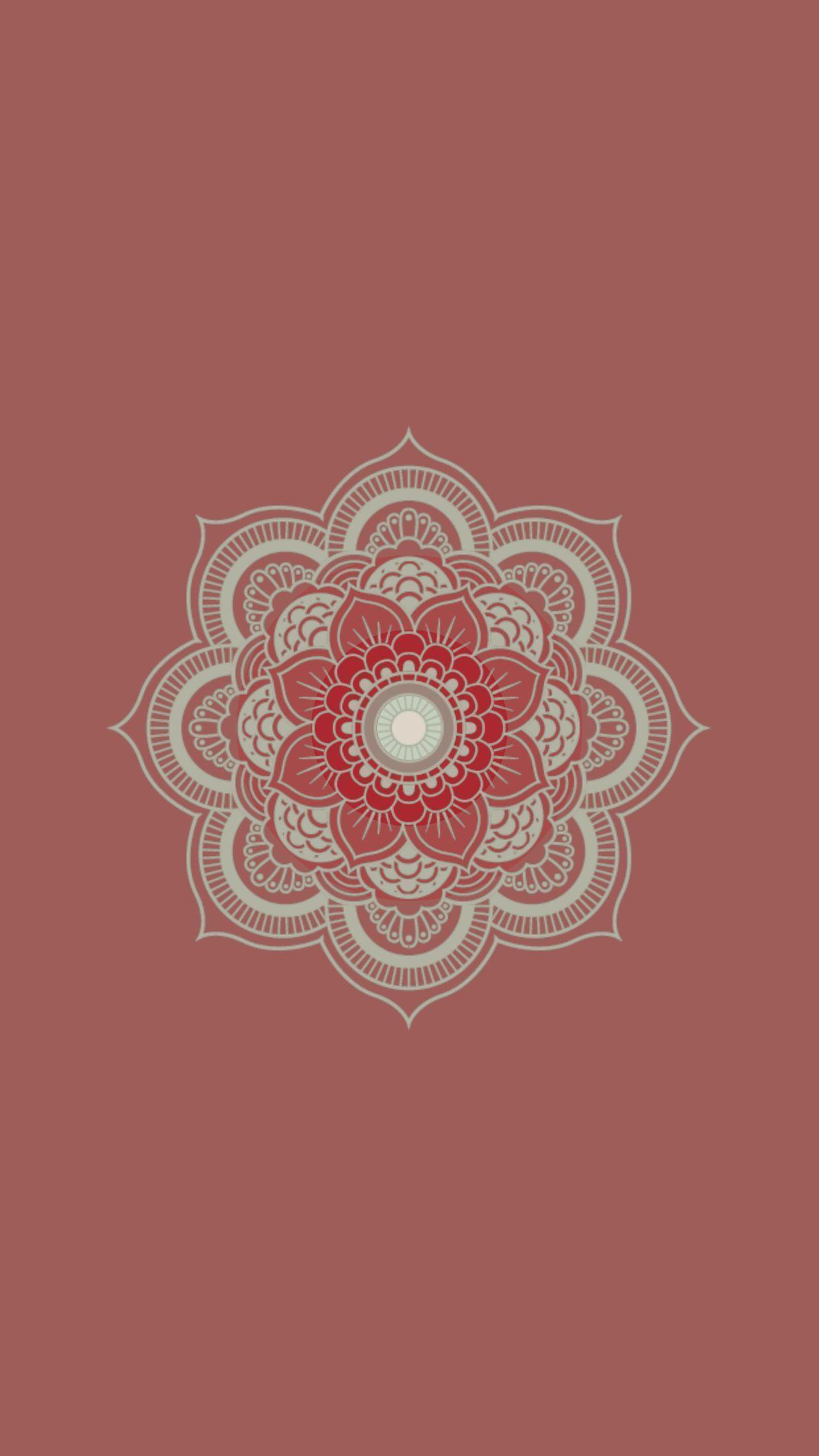 I made some iPhone Mandala High Resolution Wallpapers - Album on Imgur