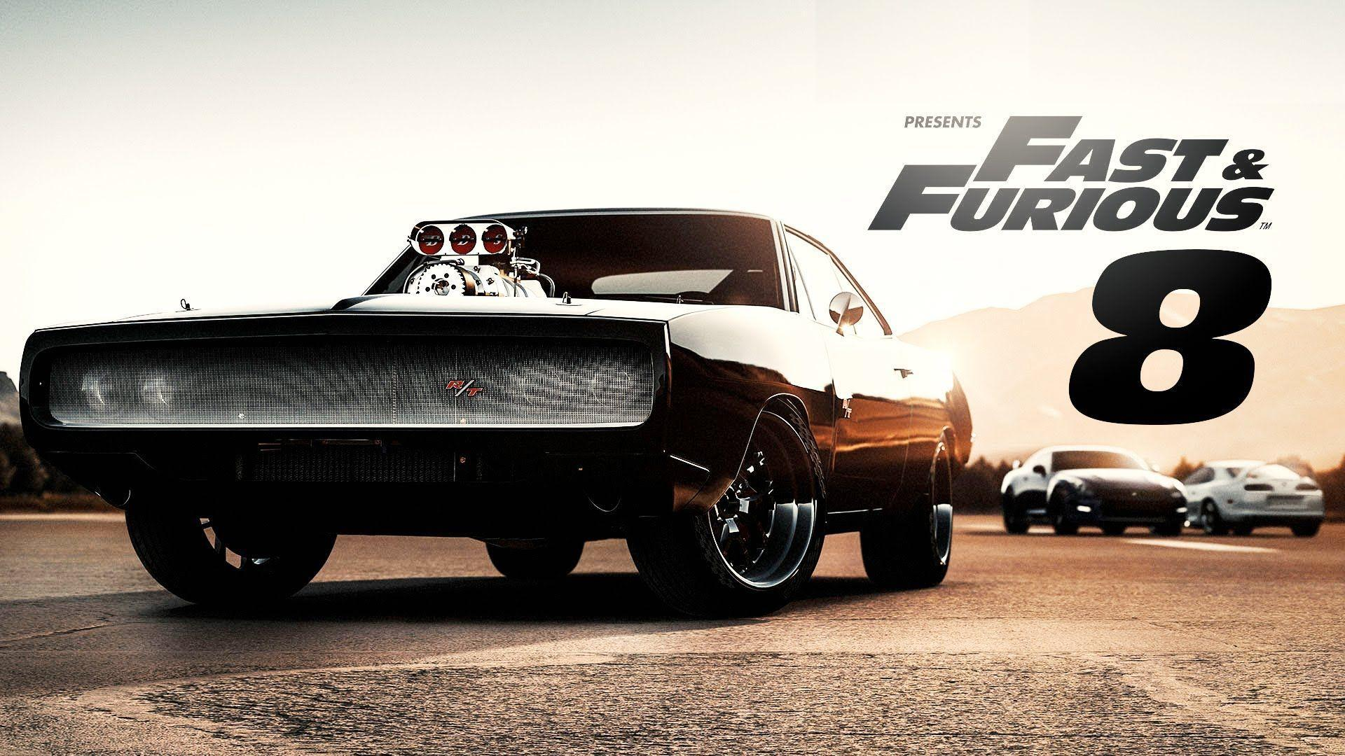 The Fast And The Furious 8 Wallpapers Wallpaper Cave