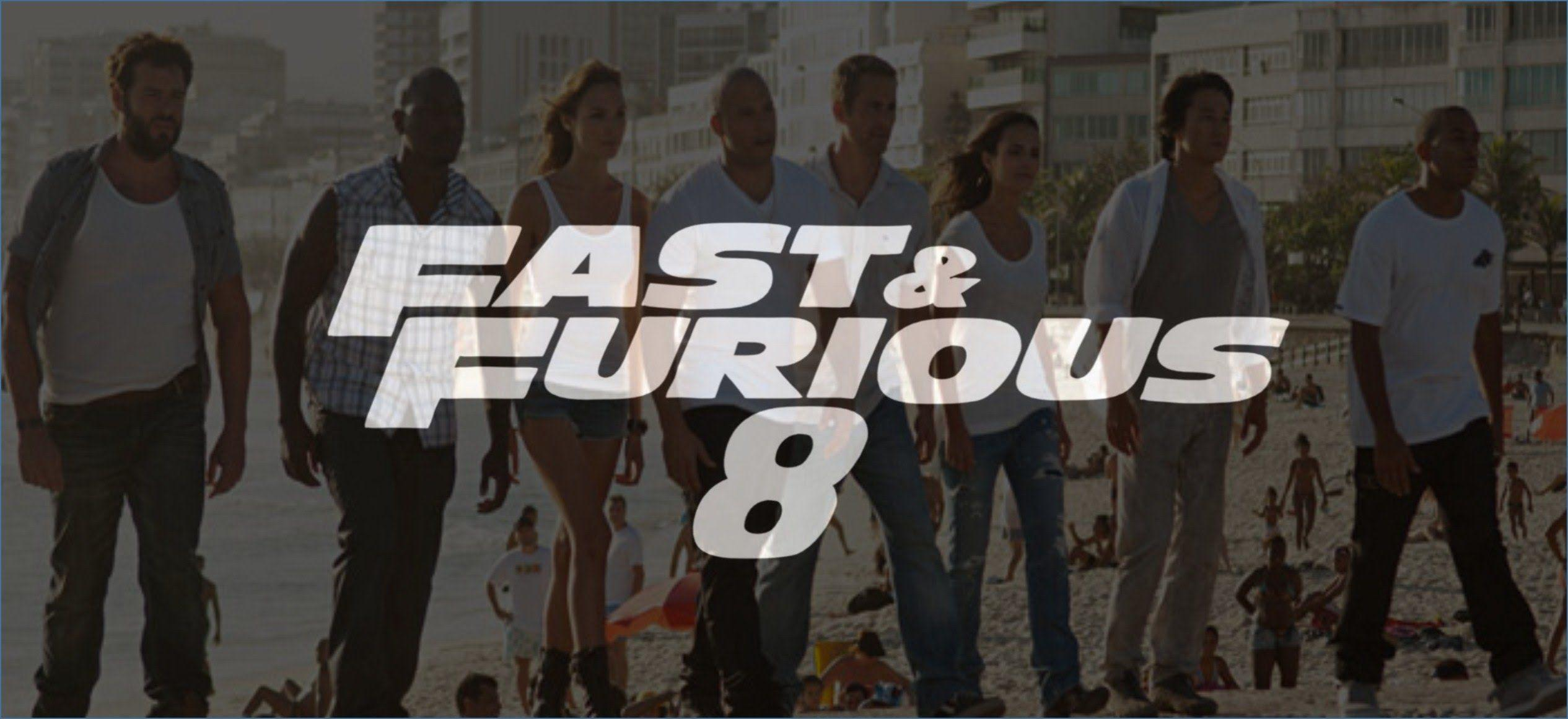 Fast and Furious 8 HD wallpapers free download