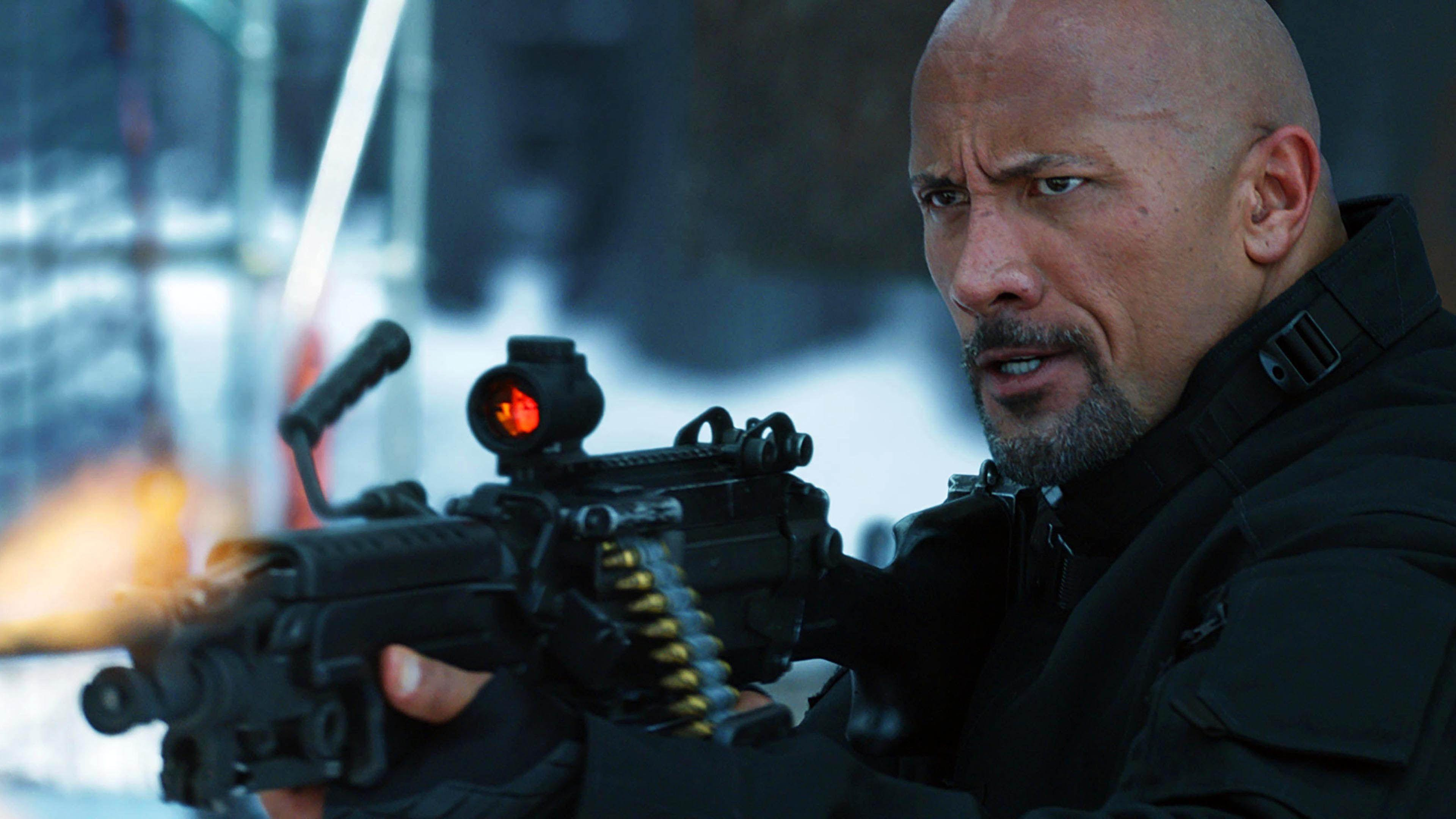 Dwayne Johnson - The Fate of the Furious (Fast & Furious 8 ...