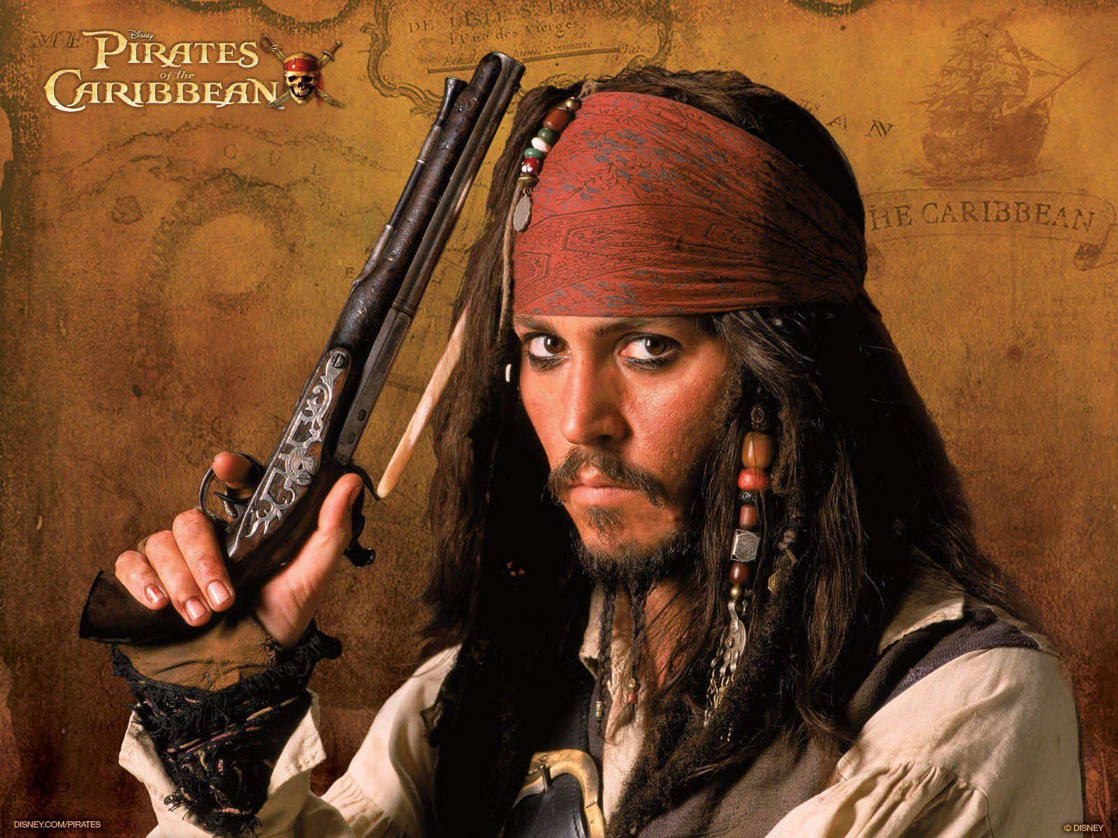 150 Jack Sparrow HD Wallpapers | Backgrounds - Wallpaper Abyss