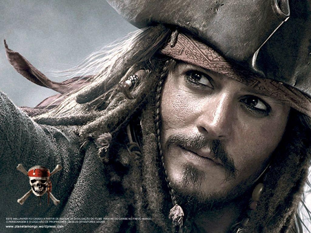 Captain Jack Sparrow Johnny Depp Wallpapers Wallpaper Cave