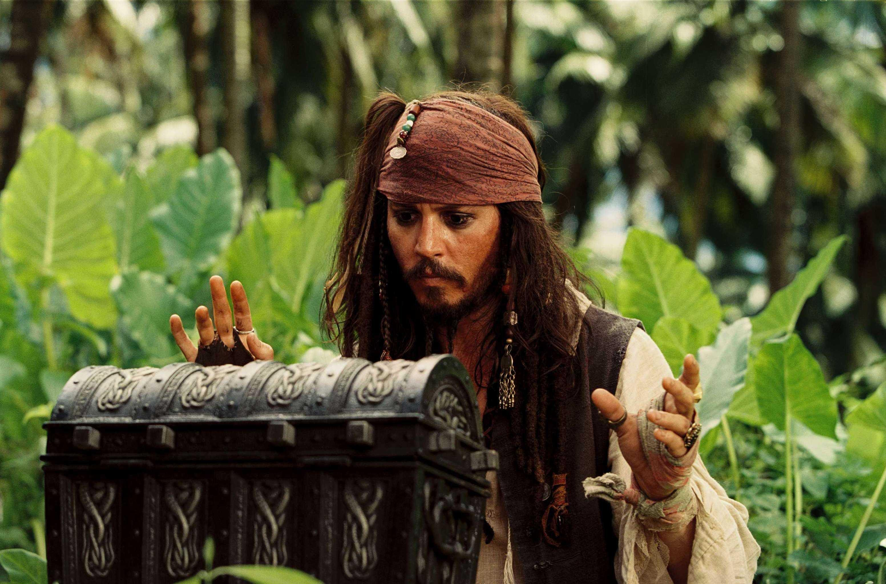 73 Pirates Of The Caribbean: Dead Man's Chest HD Wallpapers ...