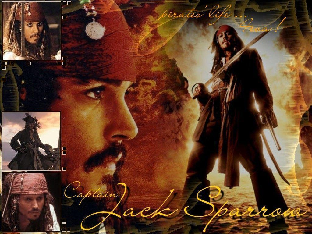 Captain Jack Sparrow Wallpaper - WallpaperSafari