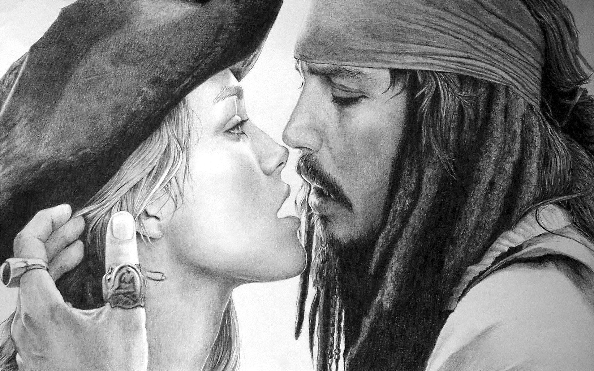 Pirates of the Caribbean Johnny Depp Captain Jack Sparrow ...
