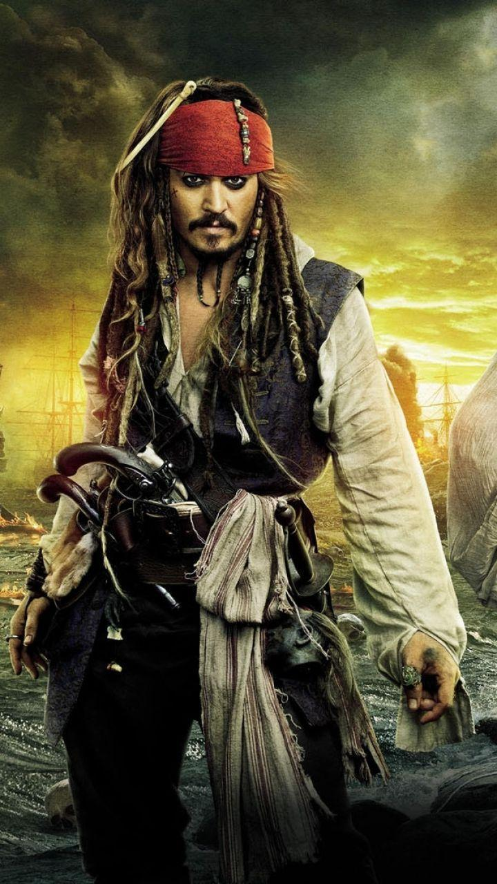 Johnny depp jack sparrow wallpapers wallpaper cave - Pirates of the caribbean images hd ...