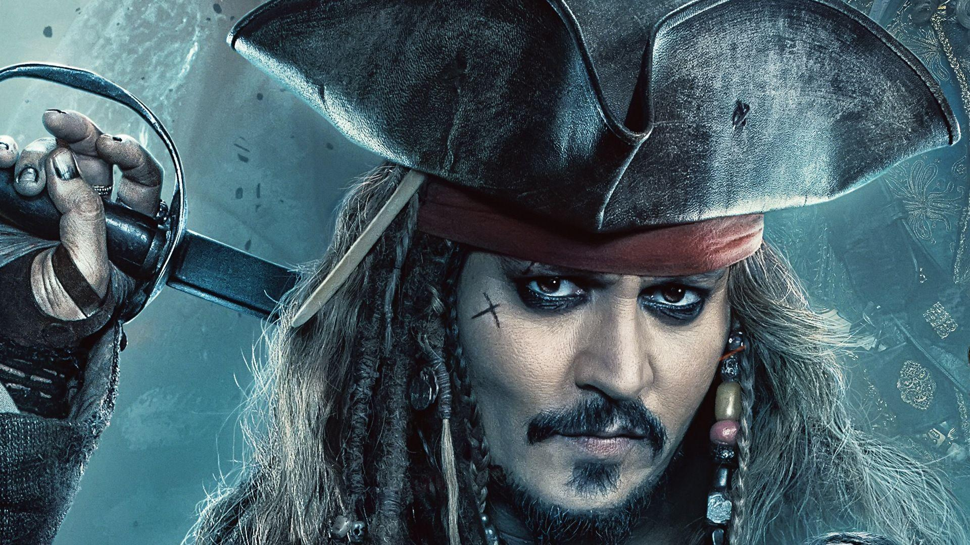 Jack Sparrow | Pirates of the Caribbean | 7 Wallpapers