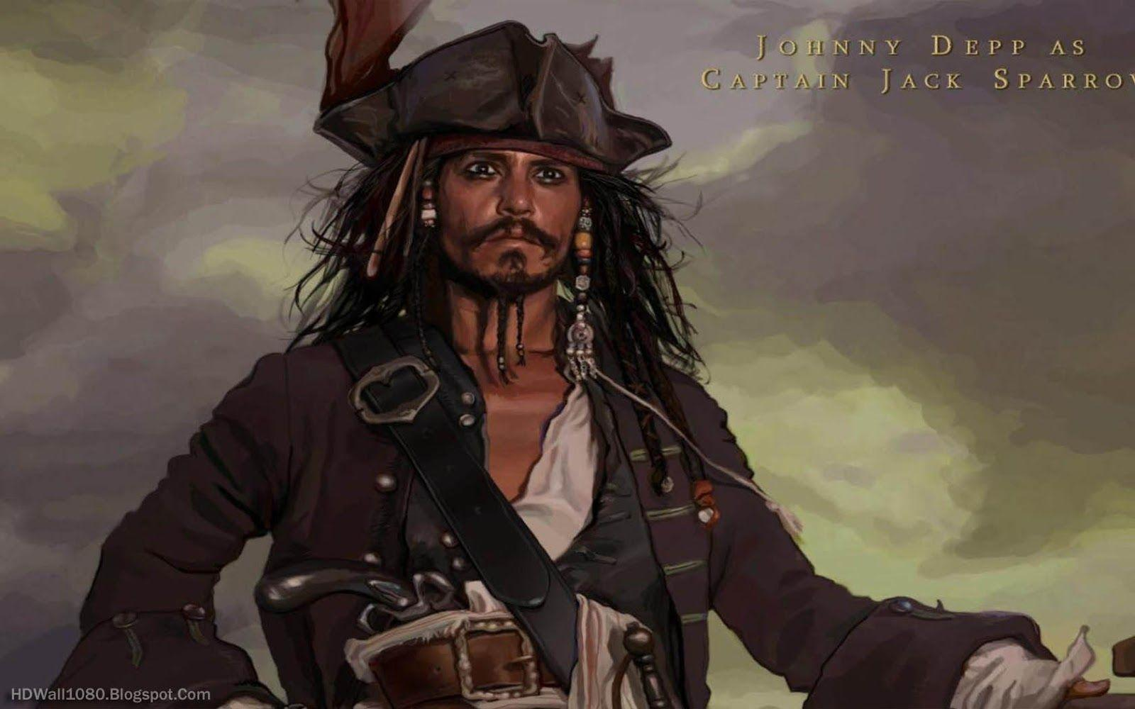 Johnny Depp - Jack Sparrow Wallpapers - Wallpaper Cave