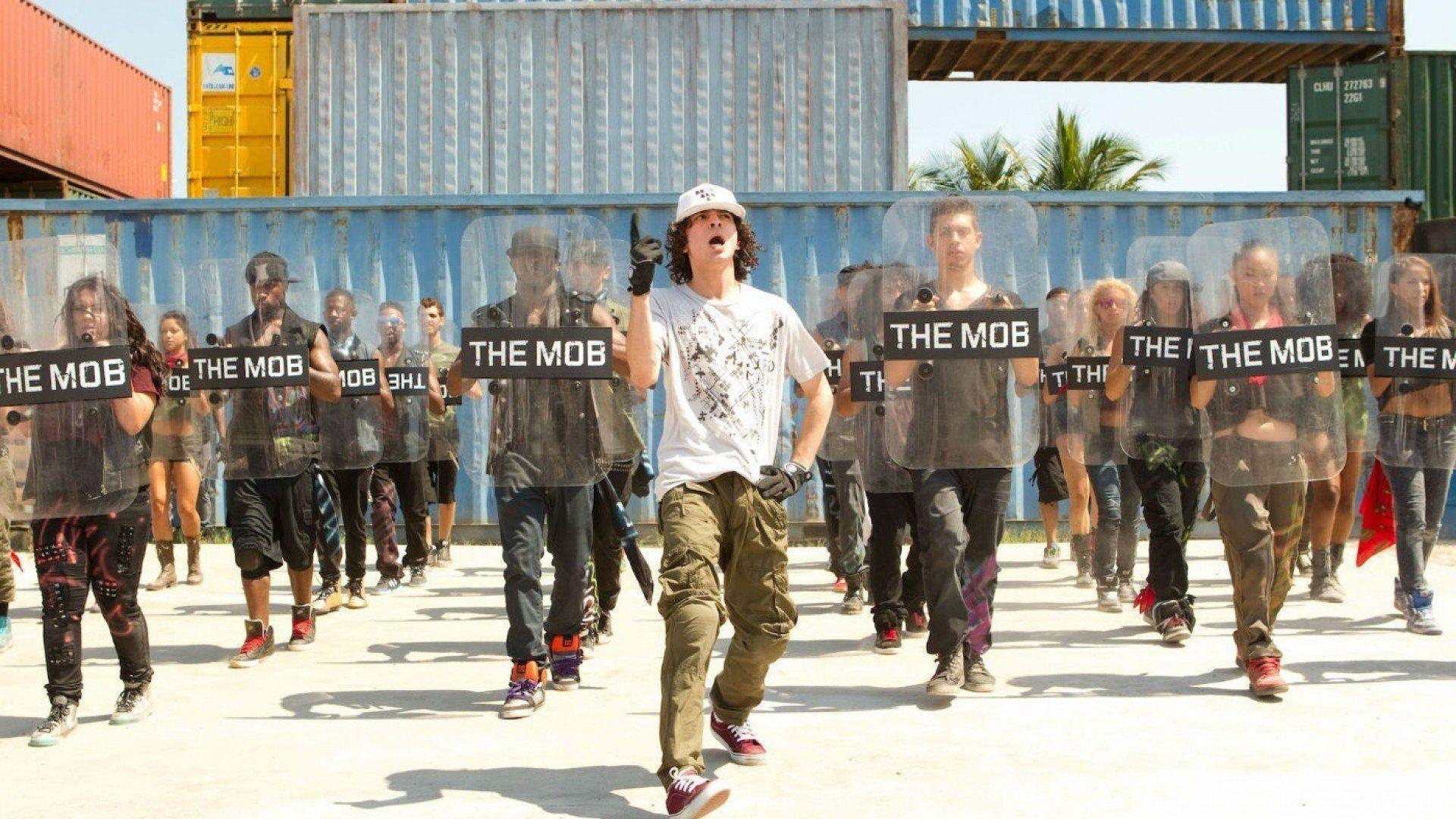 Adam Sevani Step Up Revolution Wallpaper
