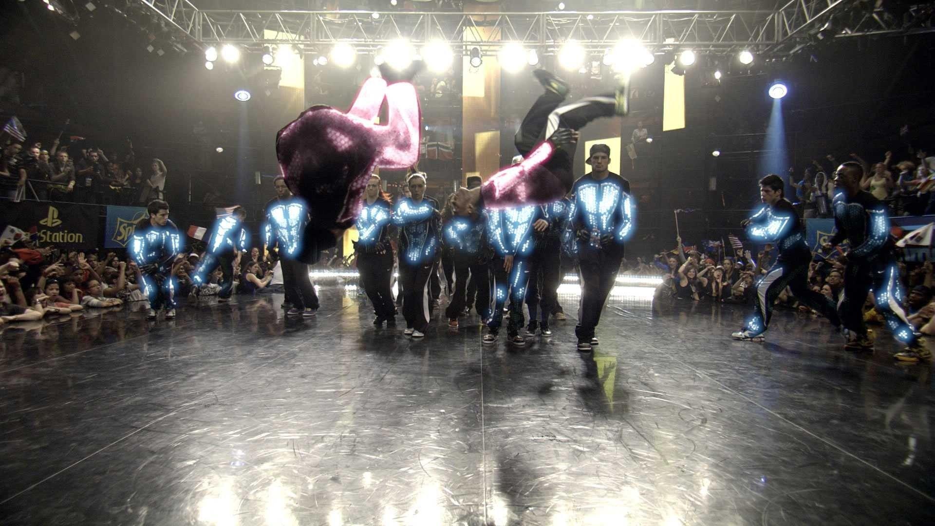 Step Up 3D – Dance Scene widescreen wallpaper | Wide-Wallpapers.NET
