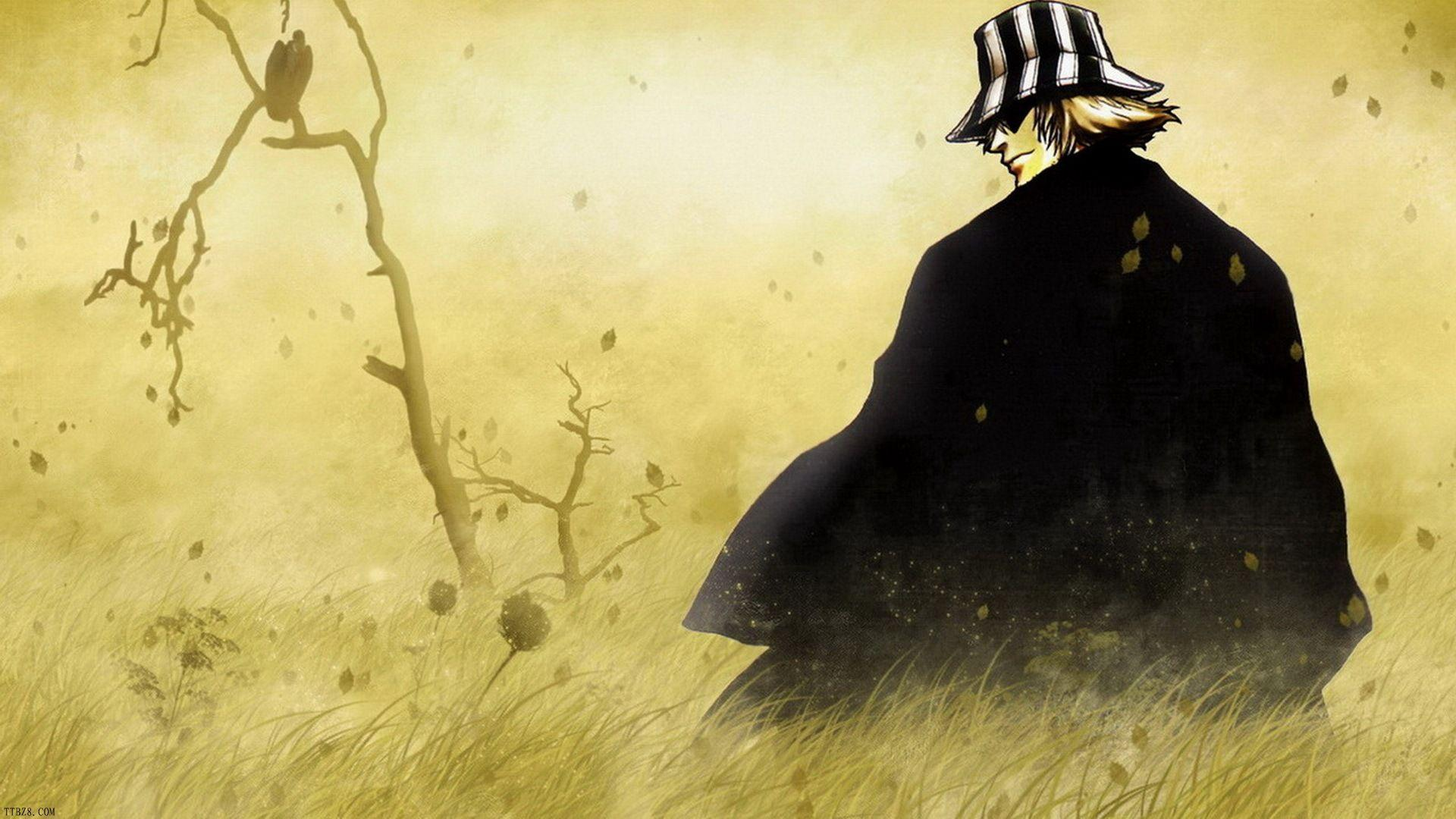 Kisuke Urahara HD Wallpapers Backgrounds Wallpaper 1920×1080 ...