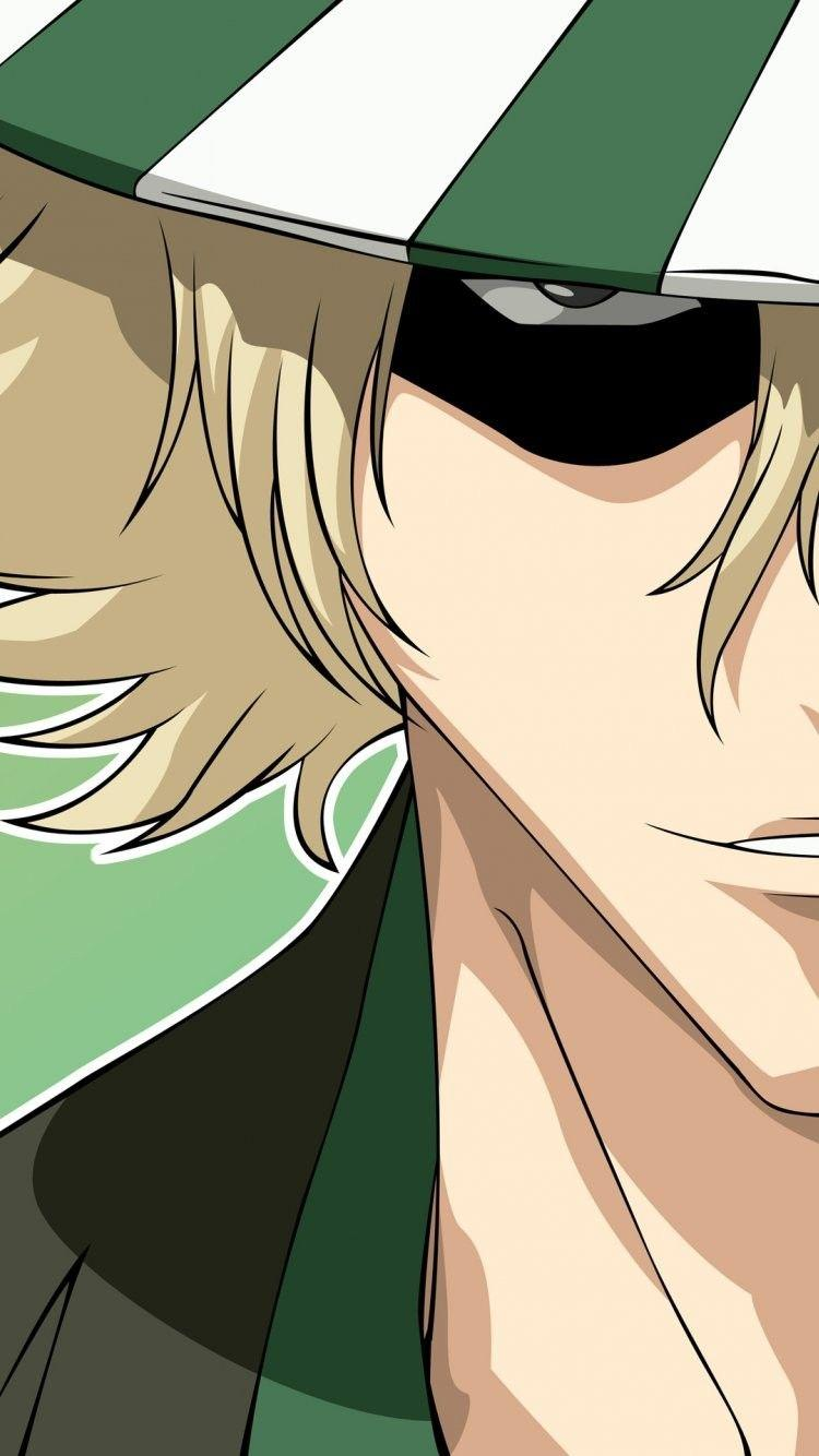Kisuke Urahara iPhone 6 wallpaper - Bleach iPhone 6 Wallpapers ...
