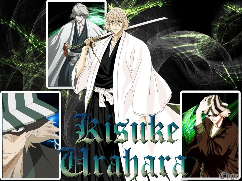 Bleach Wallpapers: Kisuke Urahara (浦原 喜助, Urahara Kisuke?) is ...