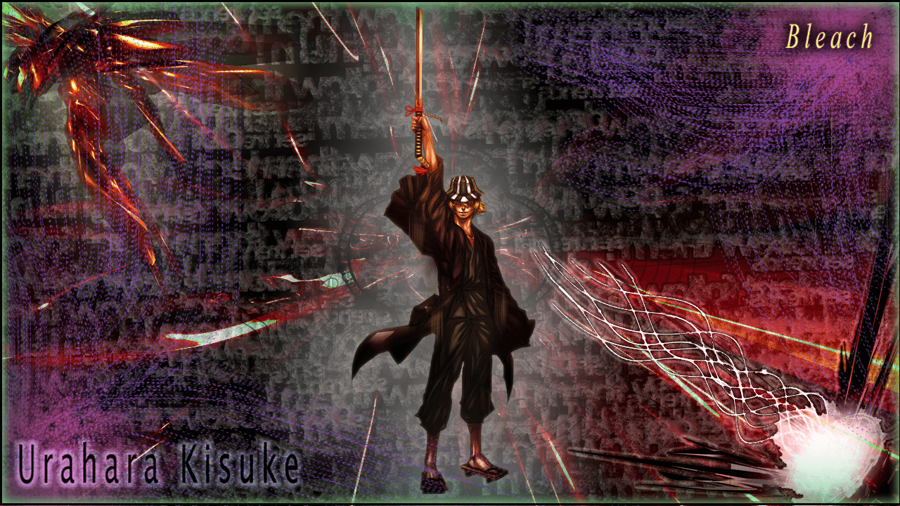 Kisuke Urahara Wallpaper by MetalPorSiempre on DeviantArt