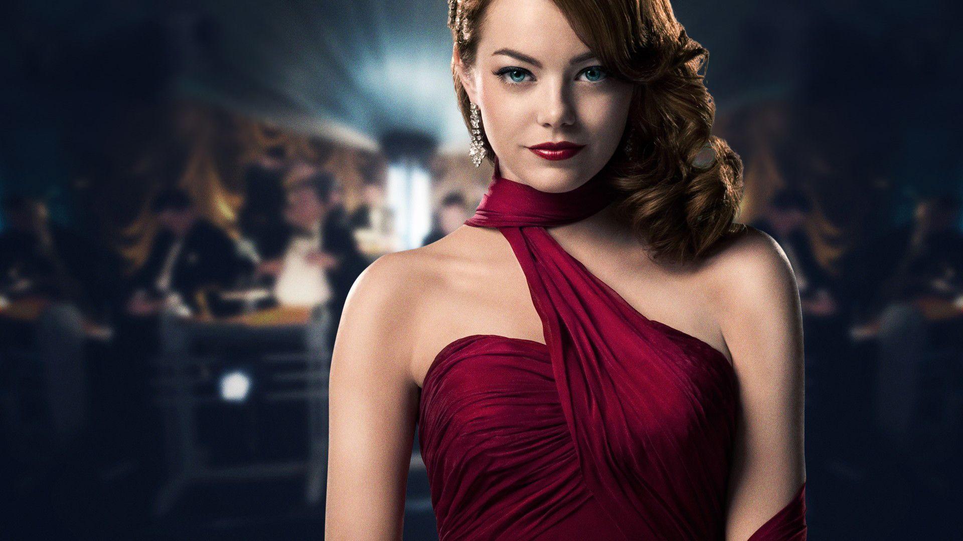 Emma Stone Wallpaper HD