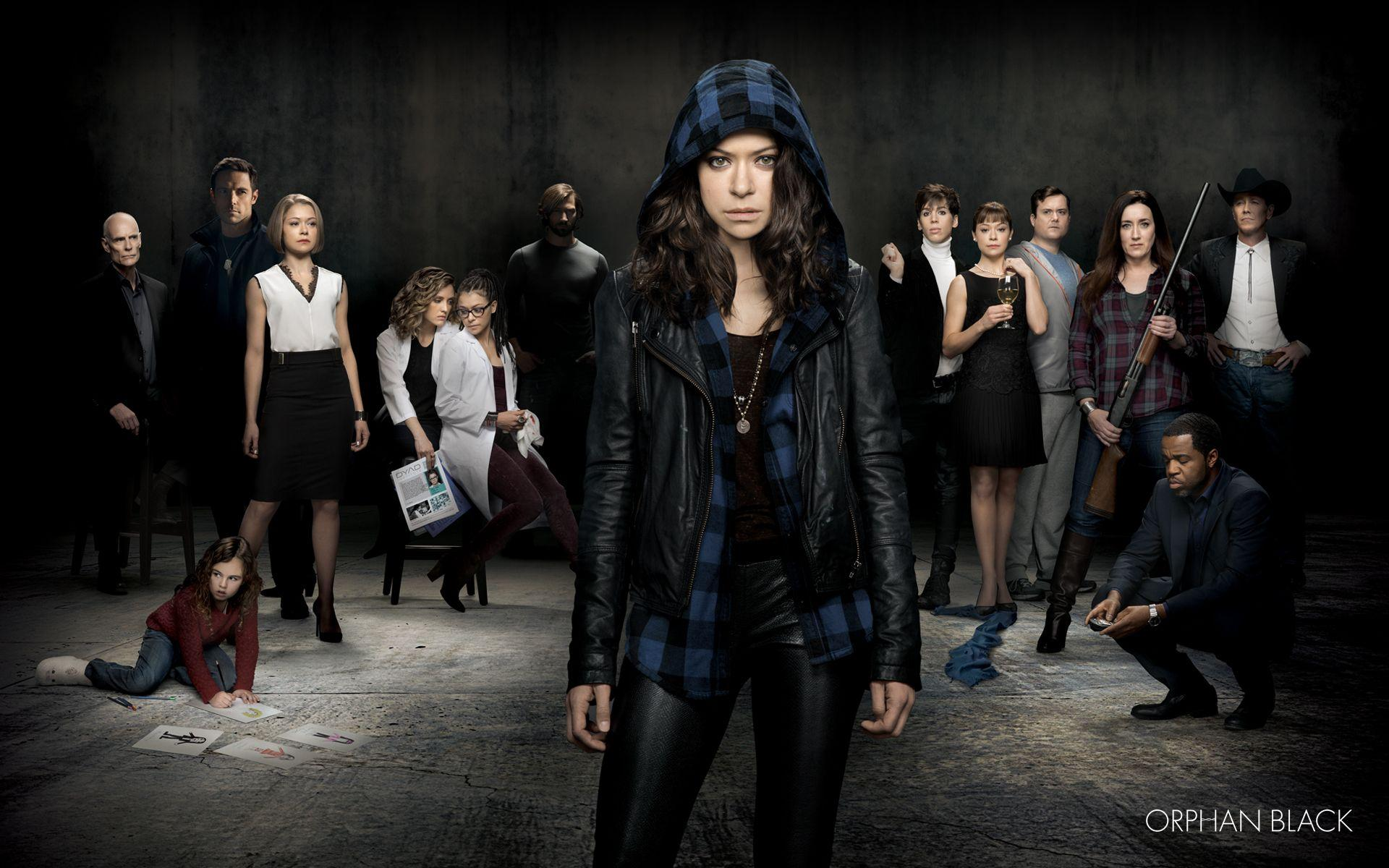 Orphan Black Wallpapers | BBC America