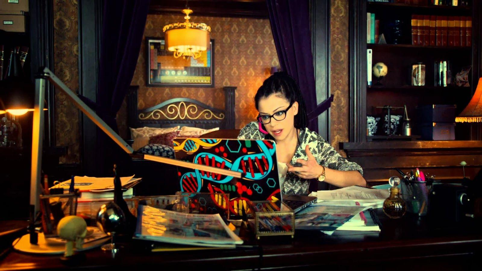 orphan black cosima niehaus | TV Series | Pinterest | Orphan black ...