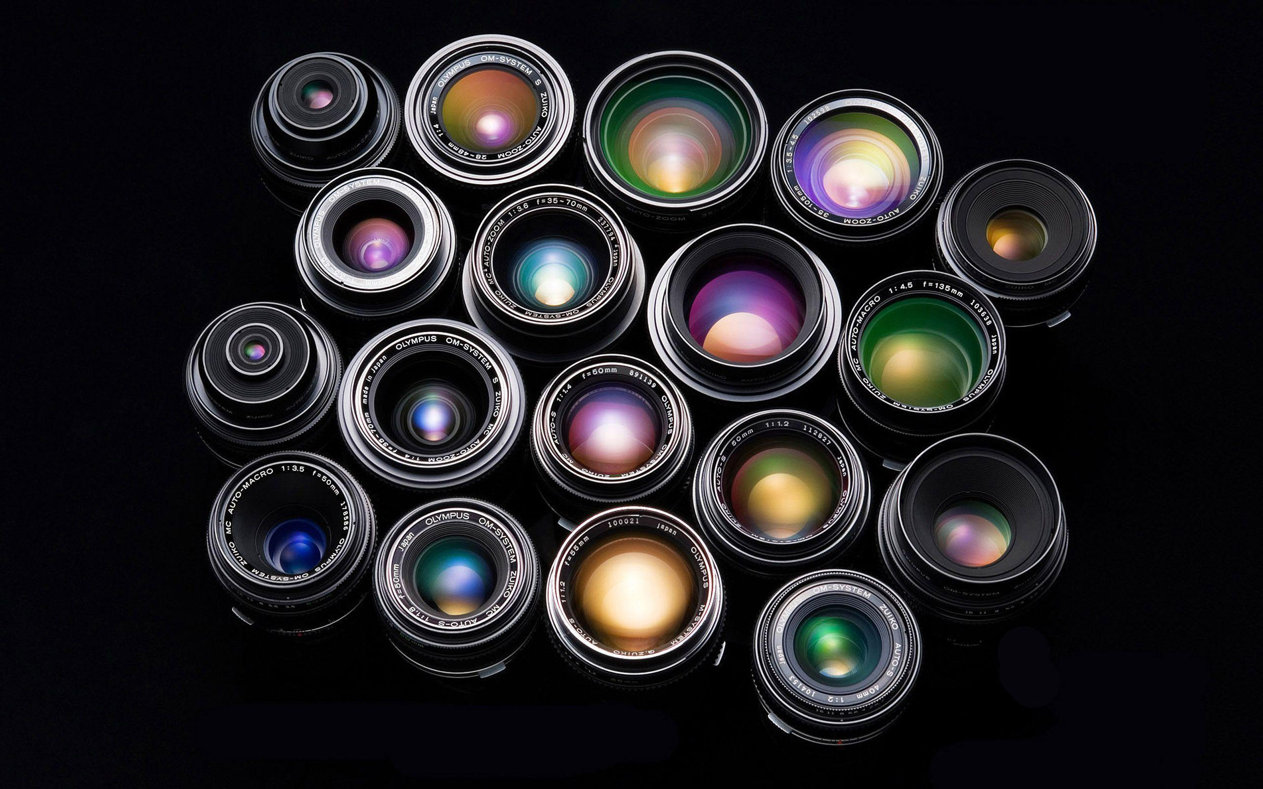 Awesome Camera Lens HD Wallpaper Free Download