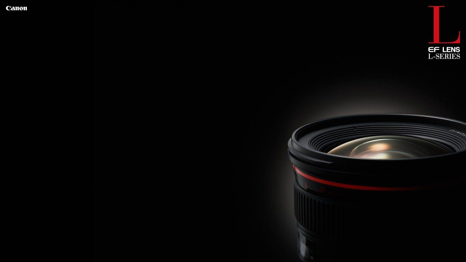 photo lens canon l HD wallpaper