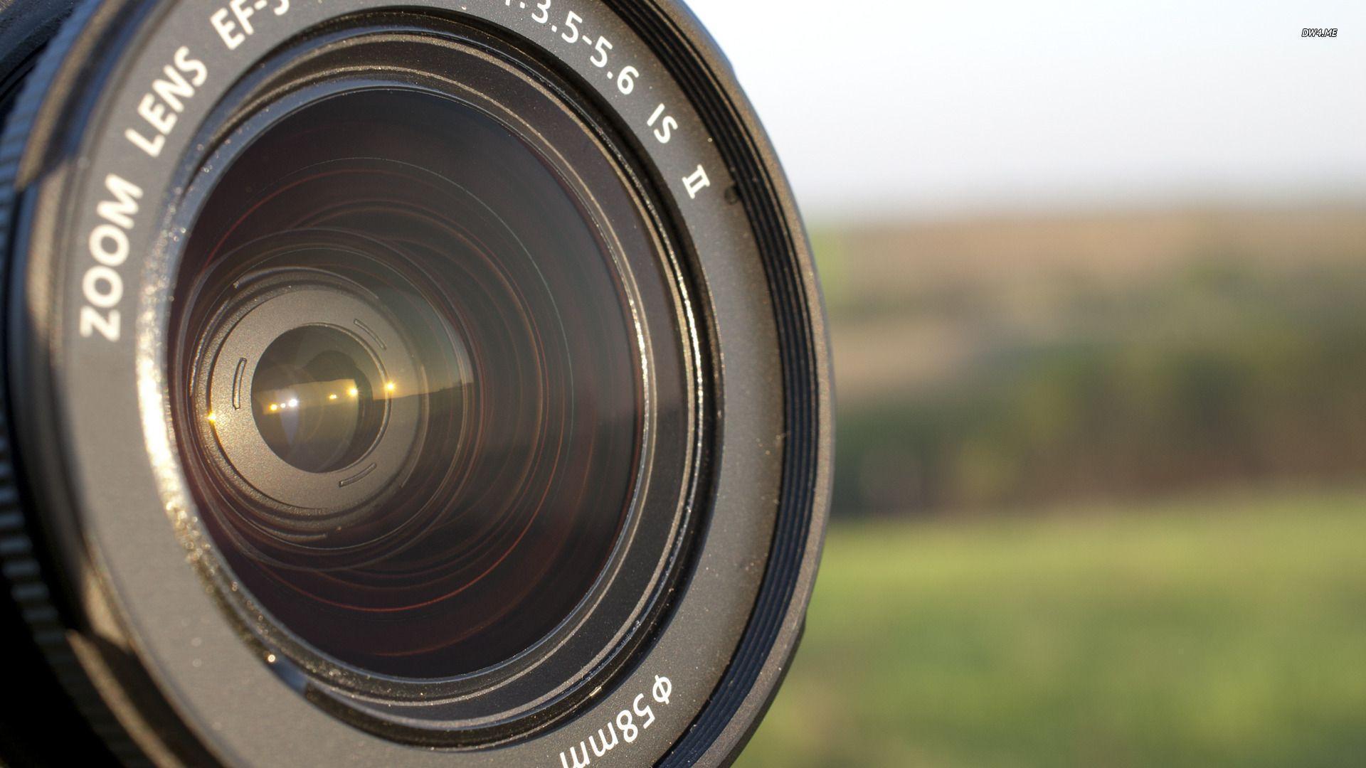 Lens Wallpaper 1920x1080 Camera 1920x1200 | LENCE | Pinterest ...