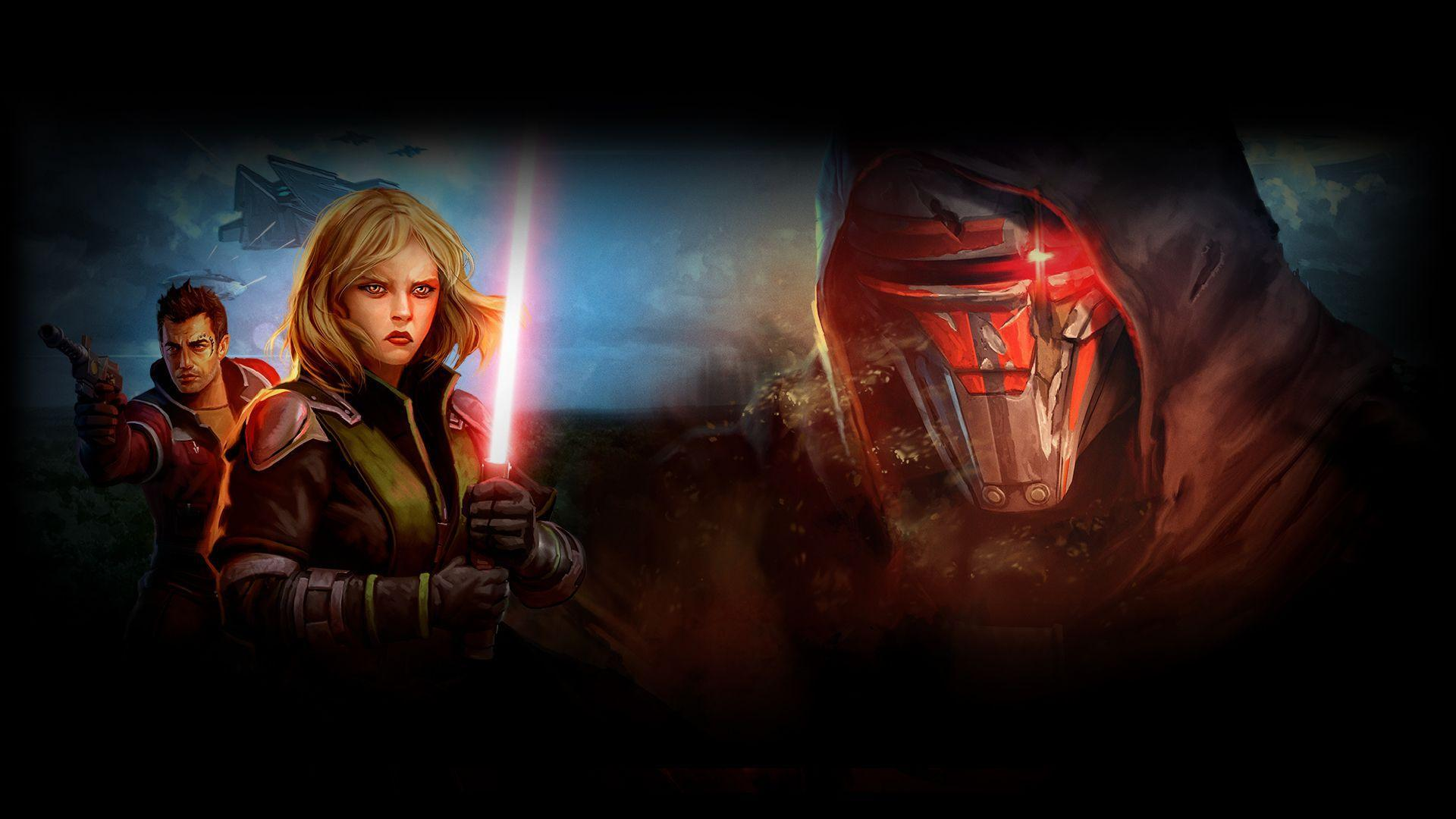 SWTOR: Shadow of Revan Wallpapers : swtor