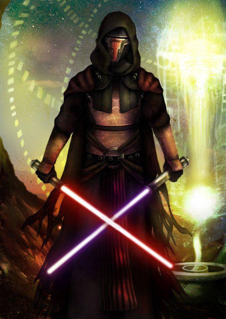 Star Wars Revan Wallpaper - WallpaperSafari