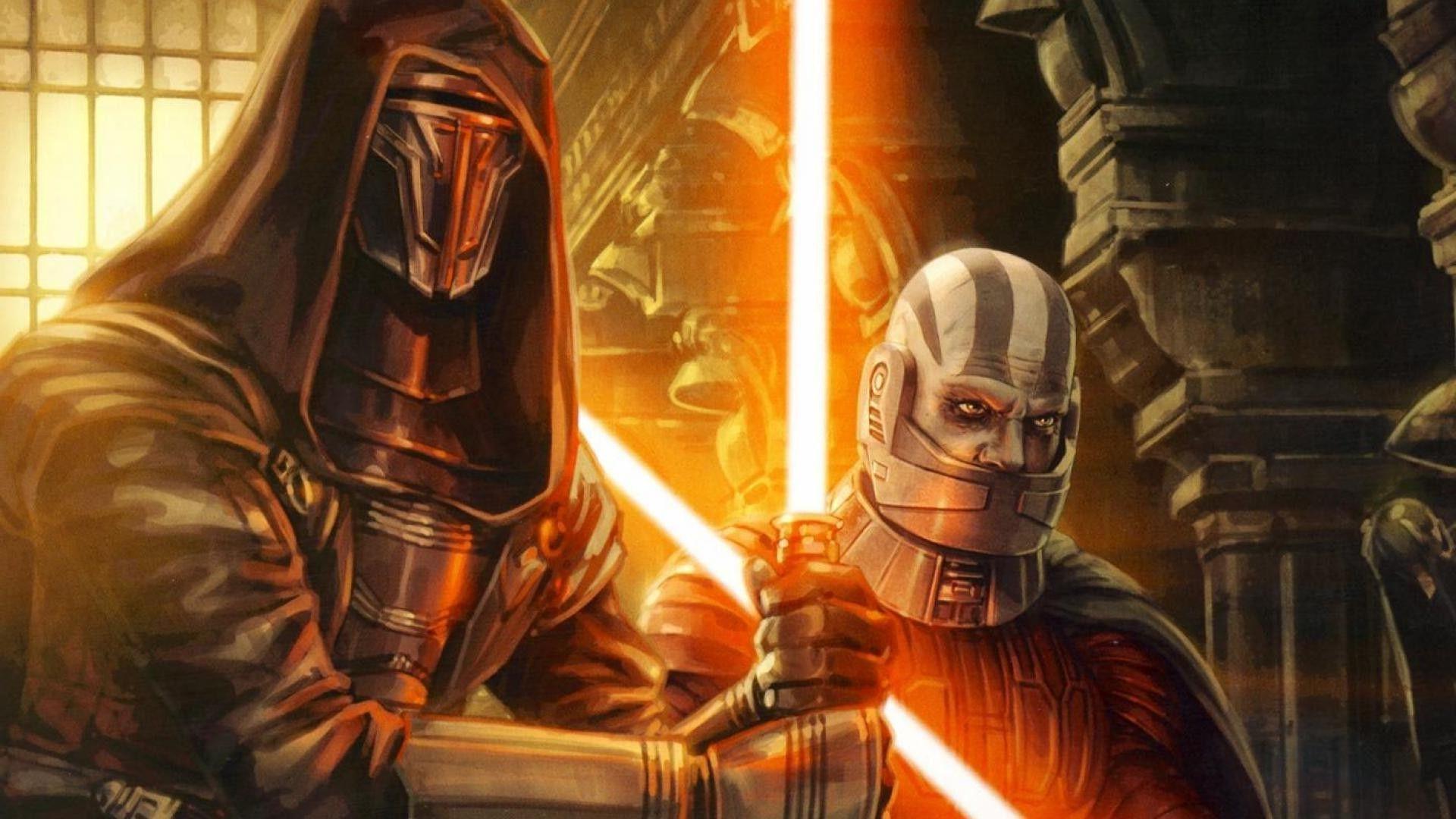 Star Wars, Darth Revan, Darth Malak Wallpapers HD / Desktop and ...