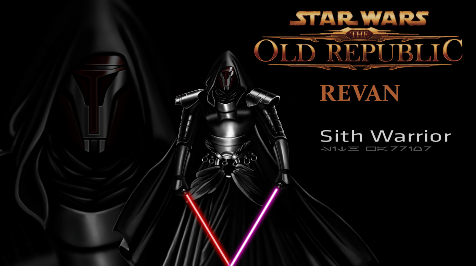 The Old Republic wallpaper Revan by zardis1965 on DeviantArt
